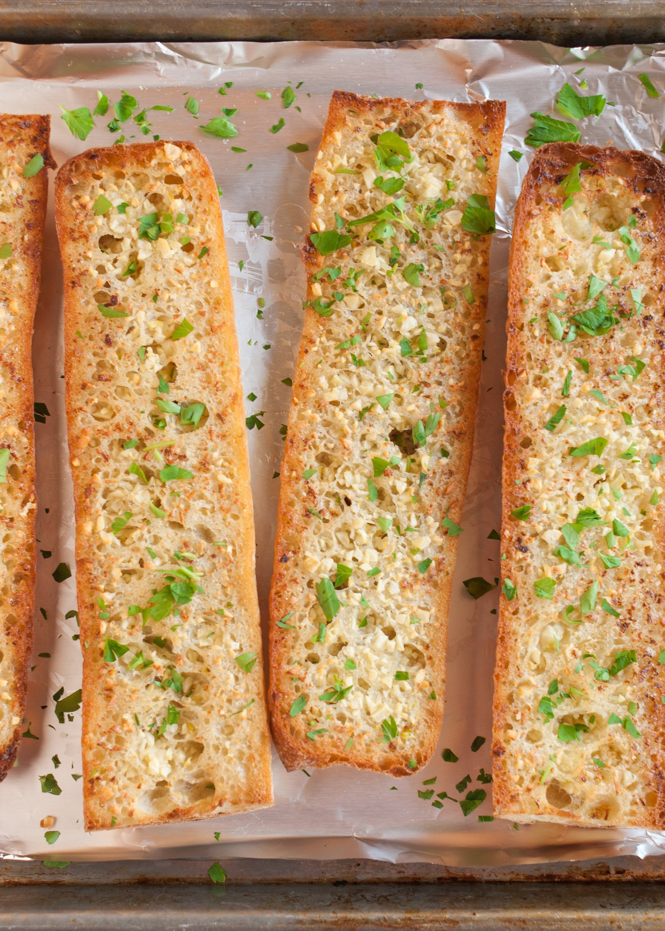 How To Make Garlic Bread Kitchn