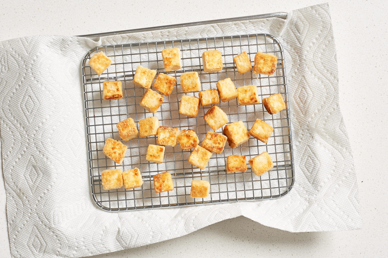 How To Make Crispy Tofu Kitchn