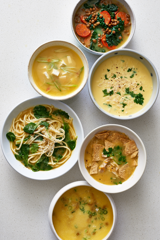 Chicken Recipes Using Chicken Broth