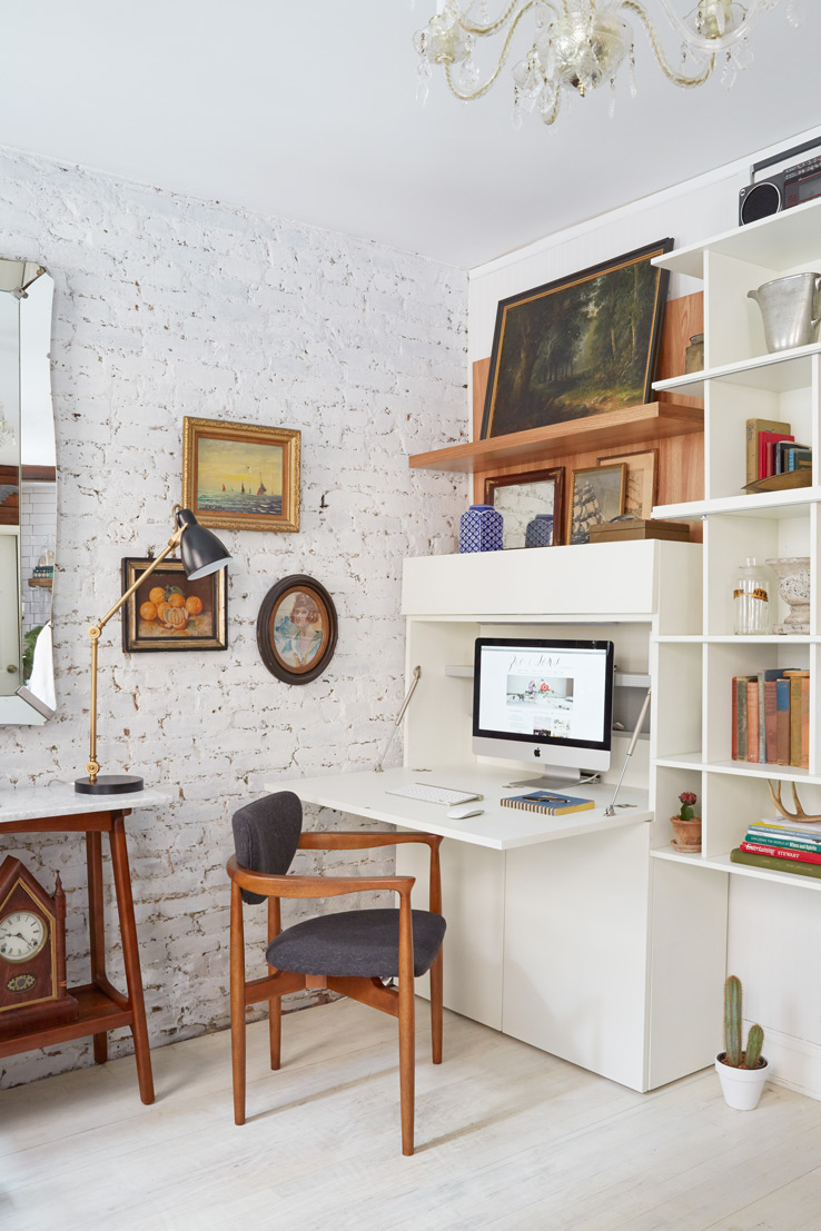 Working From Home Small Office Ideas Apartment Therapy