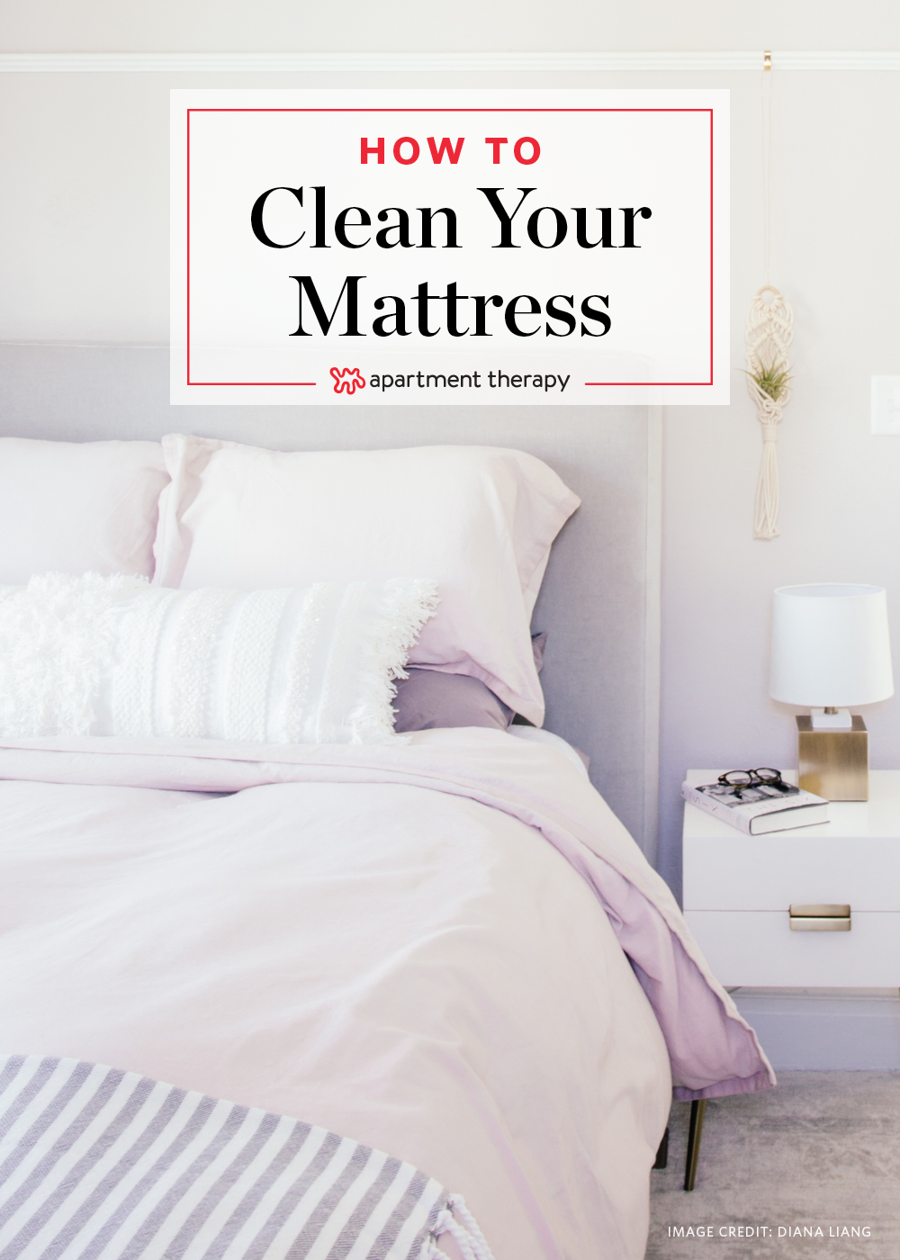 How To Clean A Mattress Best Way To Deep Clean Your Mattress Stains Apartment Therapy