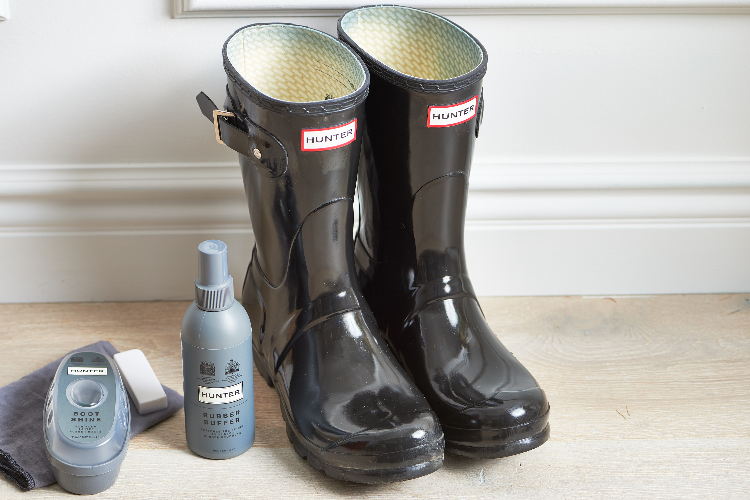 How To Clean Hunter Boots | Apartment