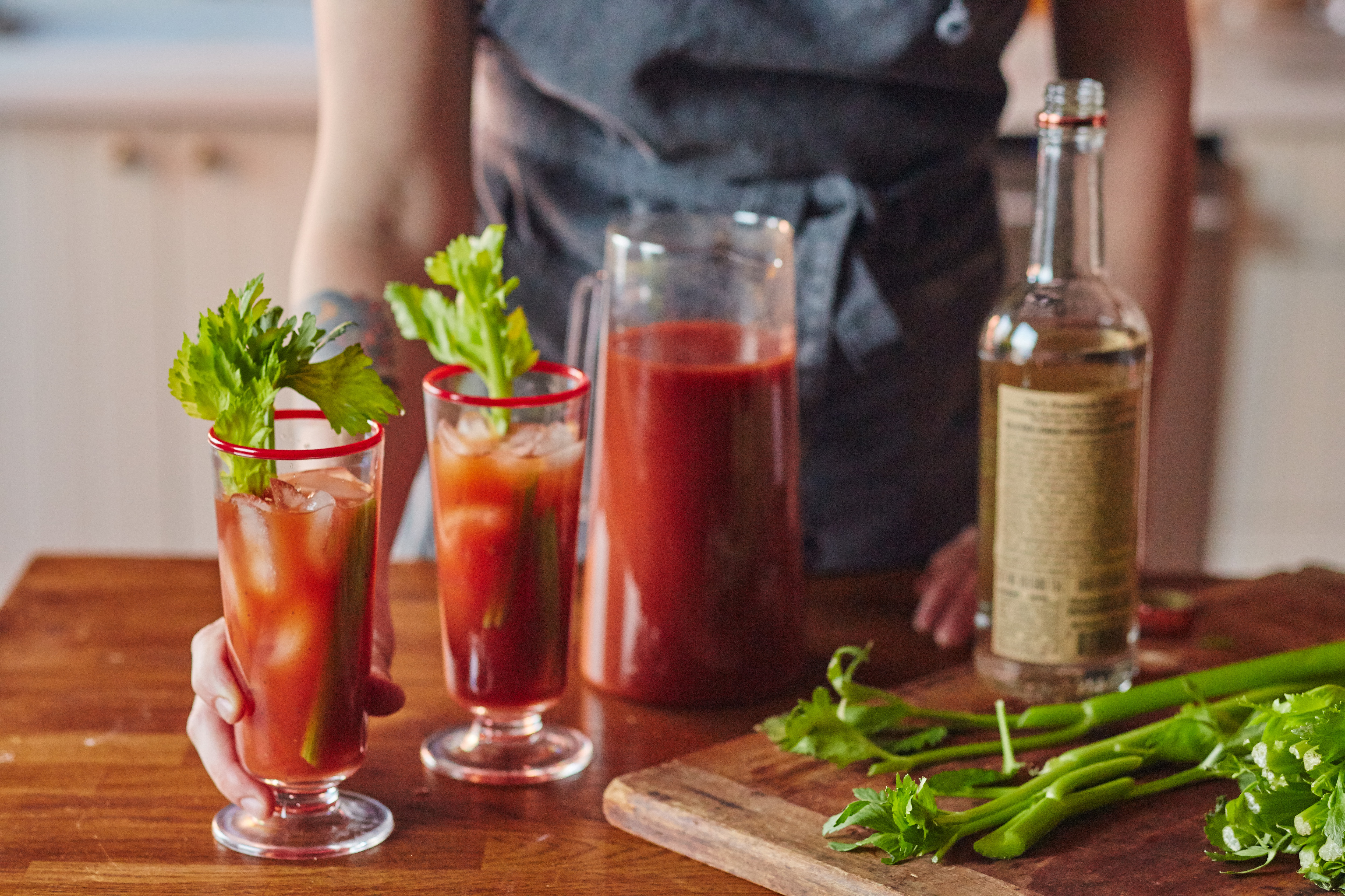 How To Make A Great Bloody Mary Kitchn