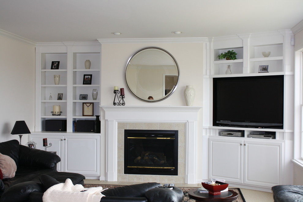 The Best Ways To Stylishly Work A Tv Into A Small Apartment Apartment Therapy