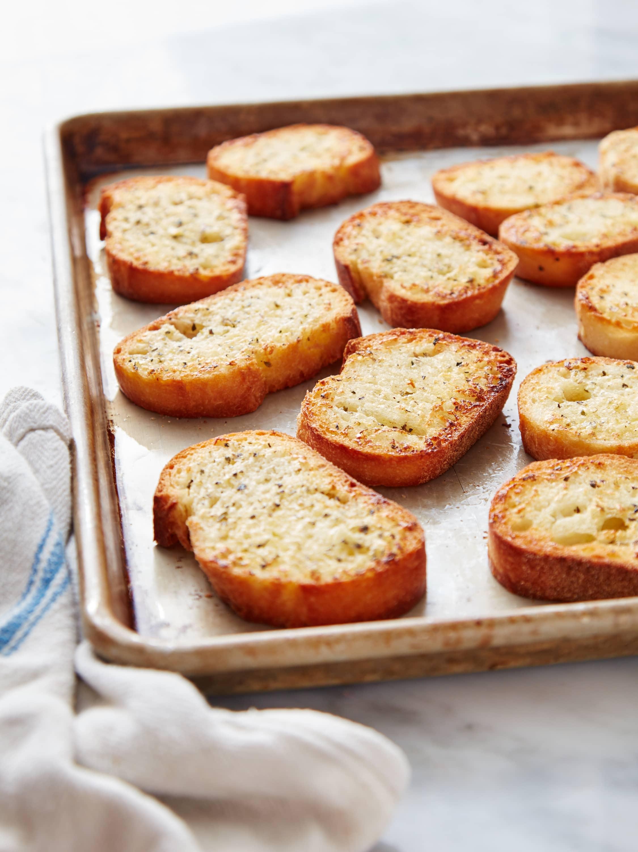 How To Make Frozen Garlic Bread Kitchn
