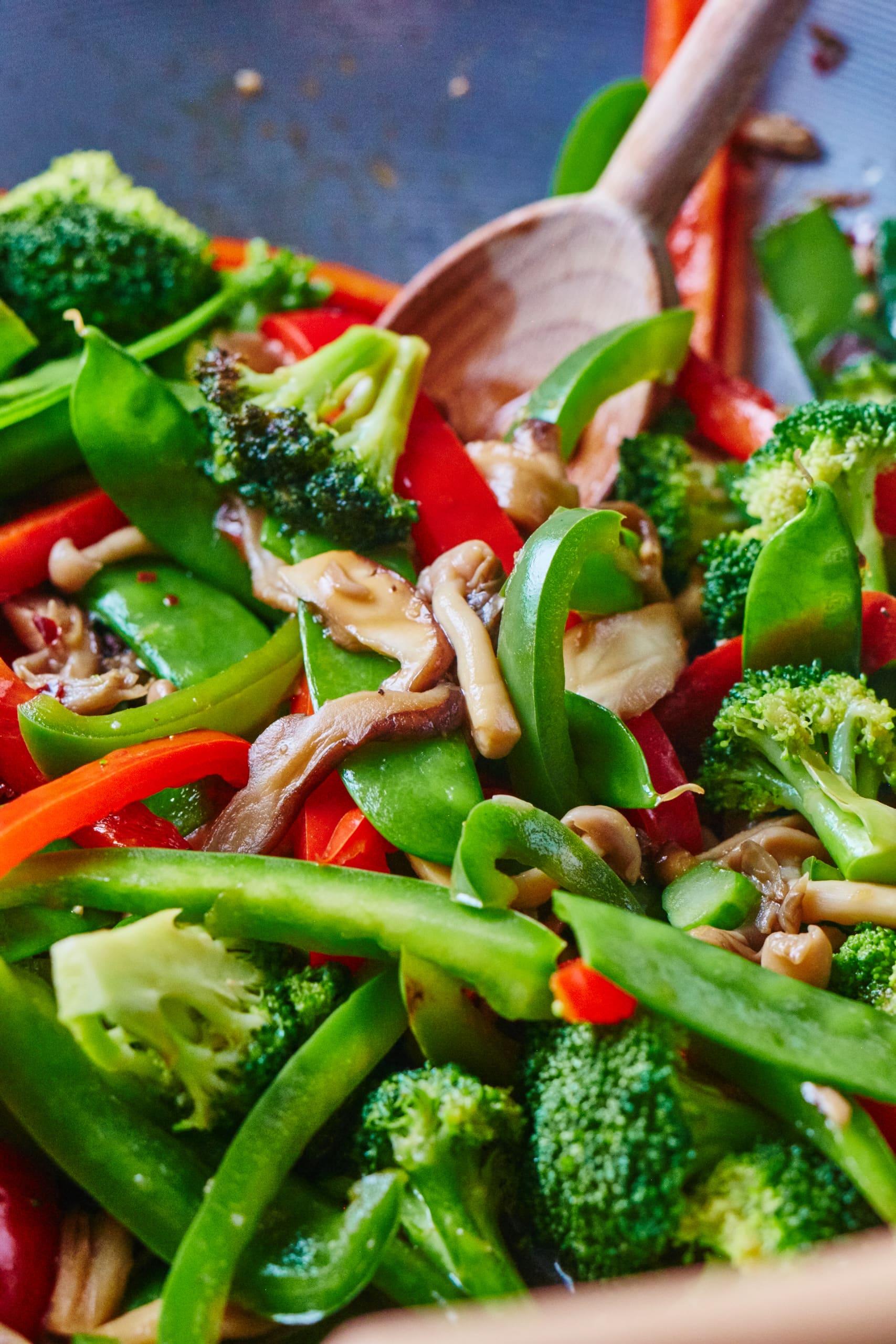 Recipe Weeknight Vegetable Stir Fry Kitchn