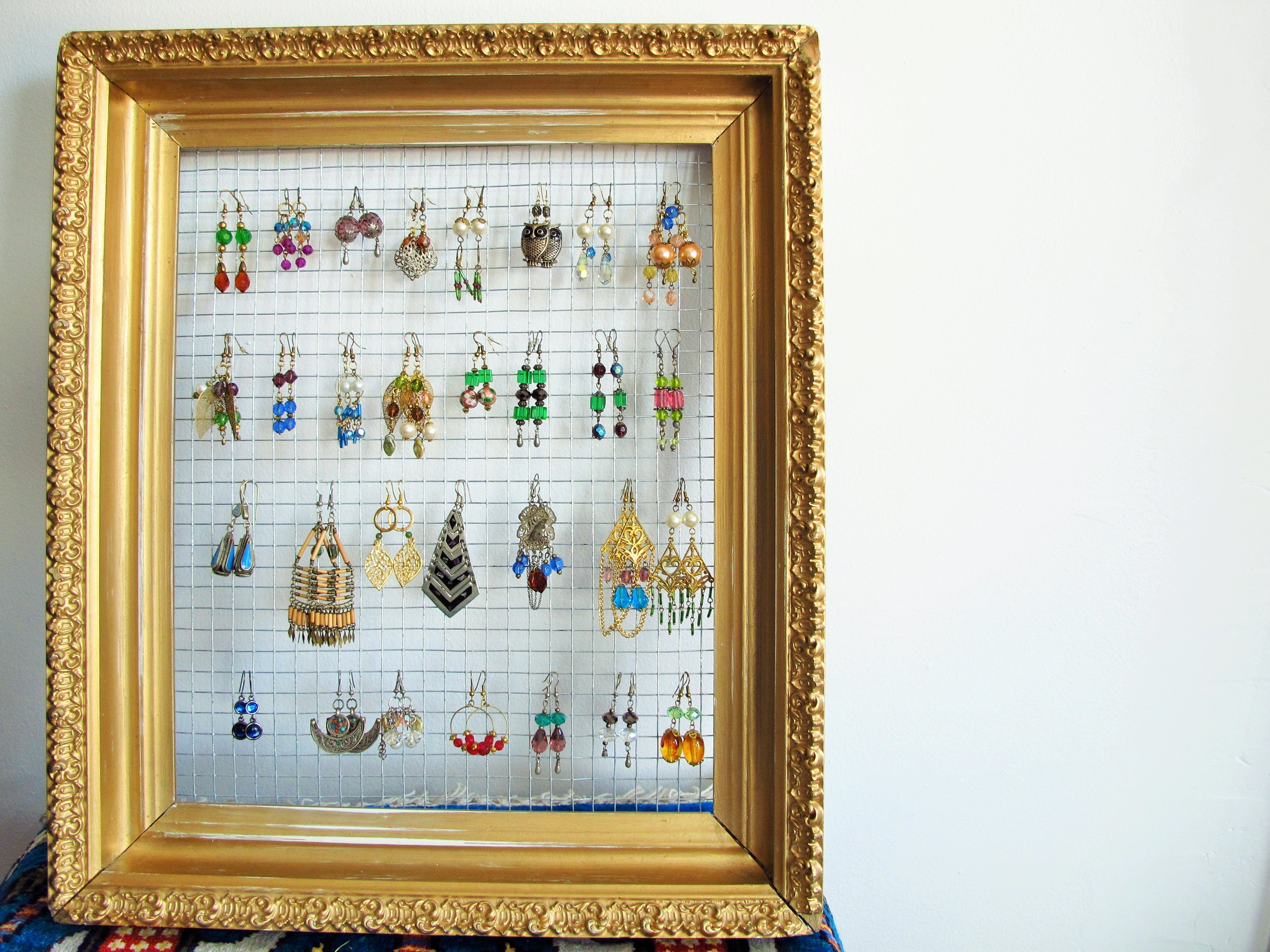 14 Clever Creative Ways To Store Jewelry Apartment Therapy