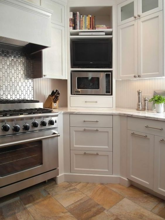 10 Corner Kitchen Cabinet Ideas How To Use Kitchen Corners Apartment Therapy,Cherry Blossom Festival