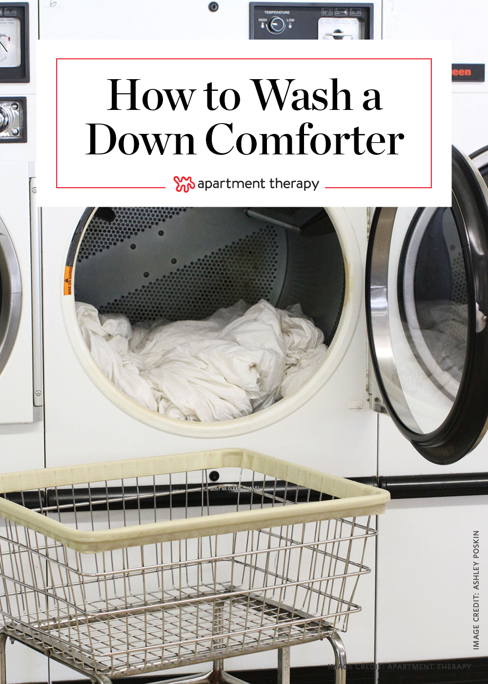 How To Wash A Down Comforter Apartment Therapy