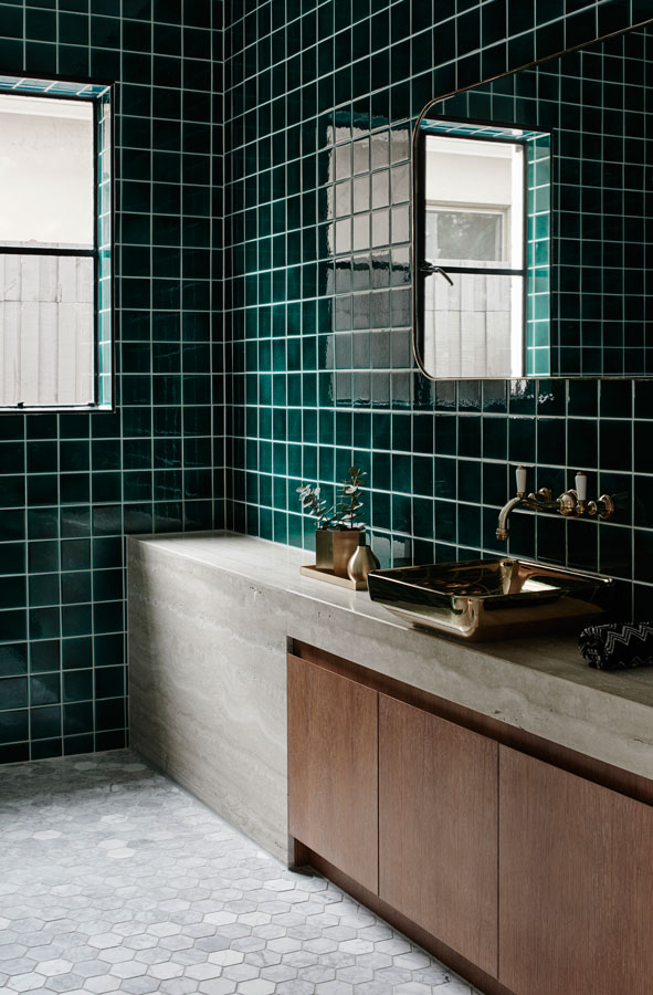 Maximalist Bathrooms That Feature Gorgeous Tile Apartment Therapy