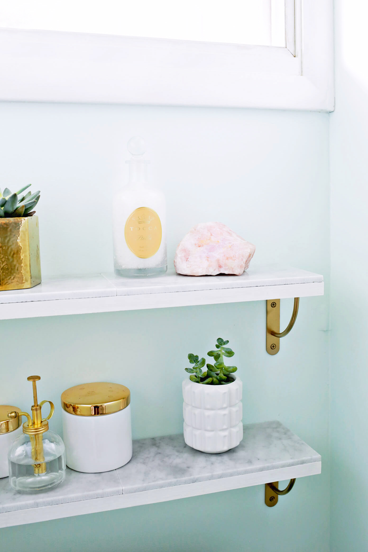 Diy Shelves From Basic Materials That Look Expensive Apartment Therapy