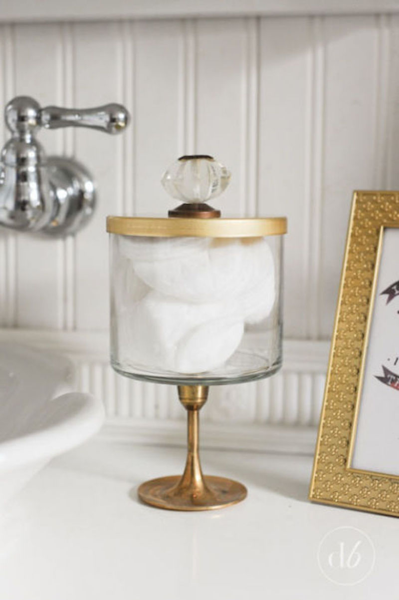 Smart Ways To Reuse Old Candle Jars And Holders Apartment Therapy