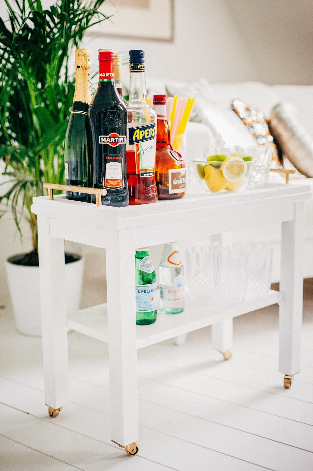 Sunnersta Kitchen Cart Hack Ideas And Diy Projects Apartment Therapy