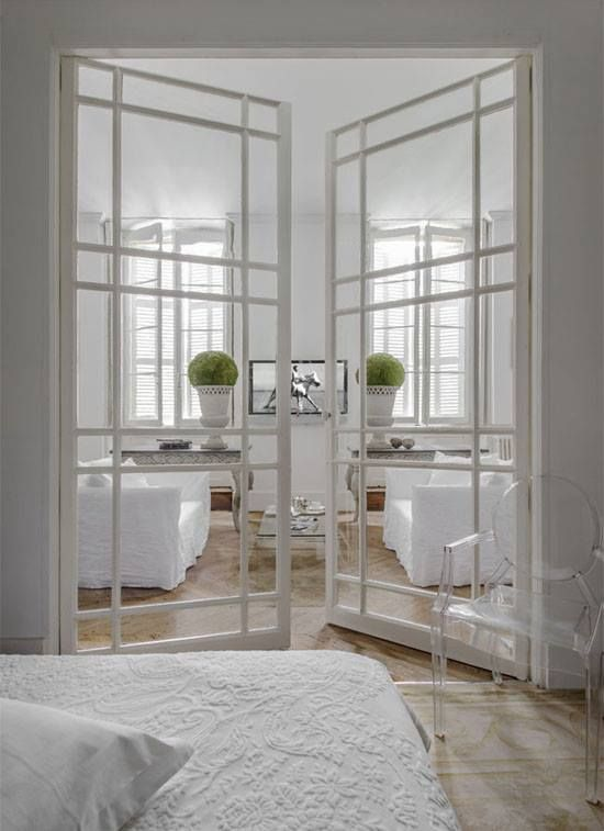 Adding Architectural Interest Interior French Door Styles Ideas Apartment Therapy