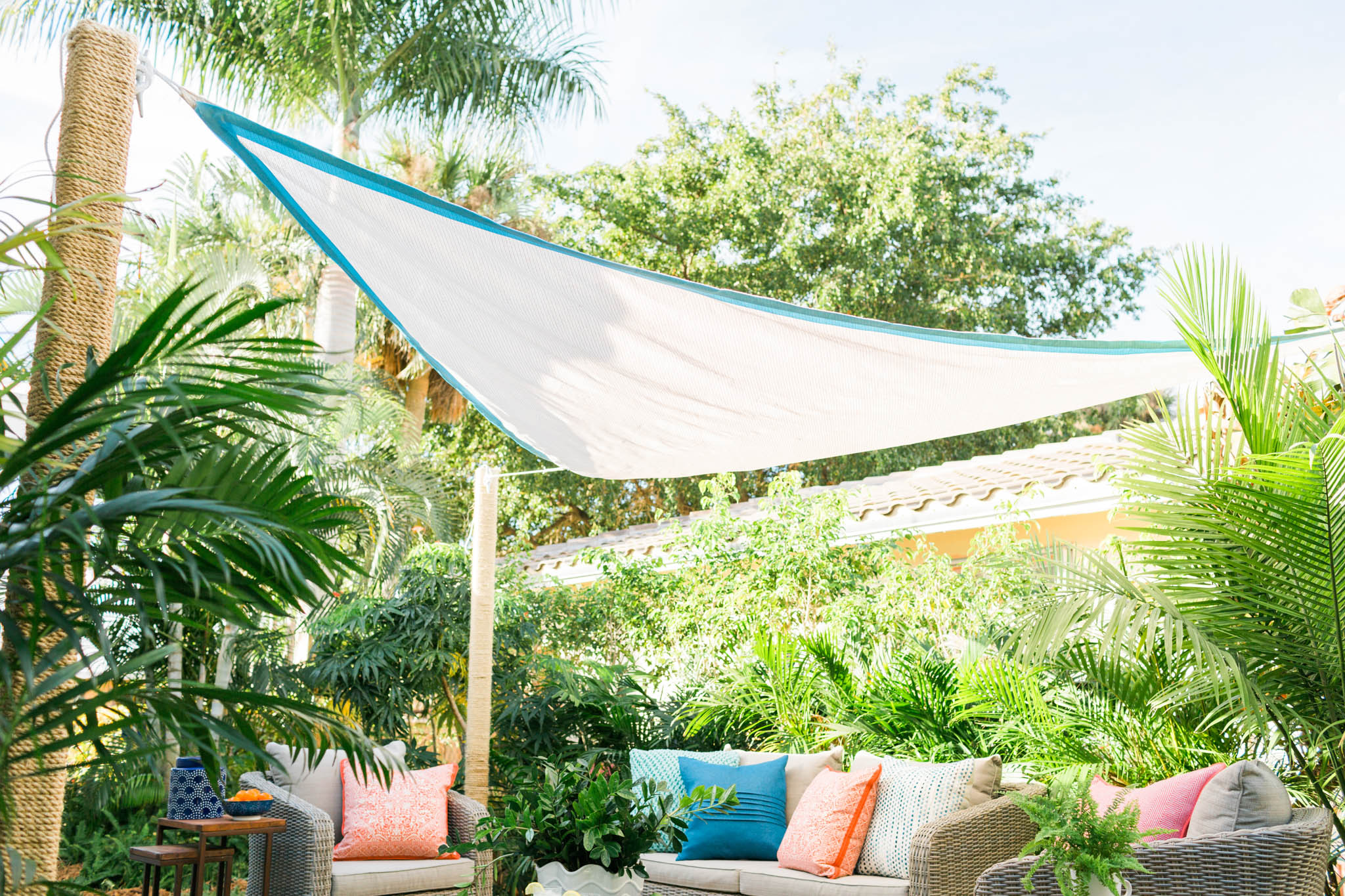 Project Ideas For Bringing Shade To Outdoor Spaces Apartment Therapy