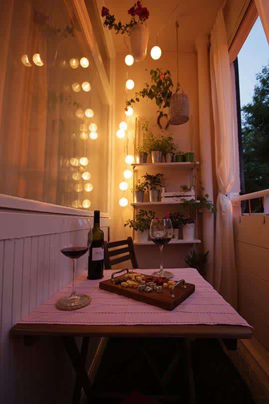 Bathroom Vanities With Tops, 16 Apartment Patio Ideas How To Decorate An Apartment Patio Apartment Therapy
