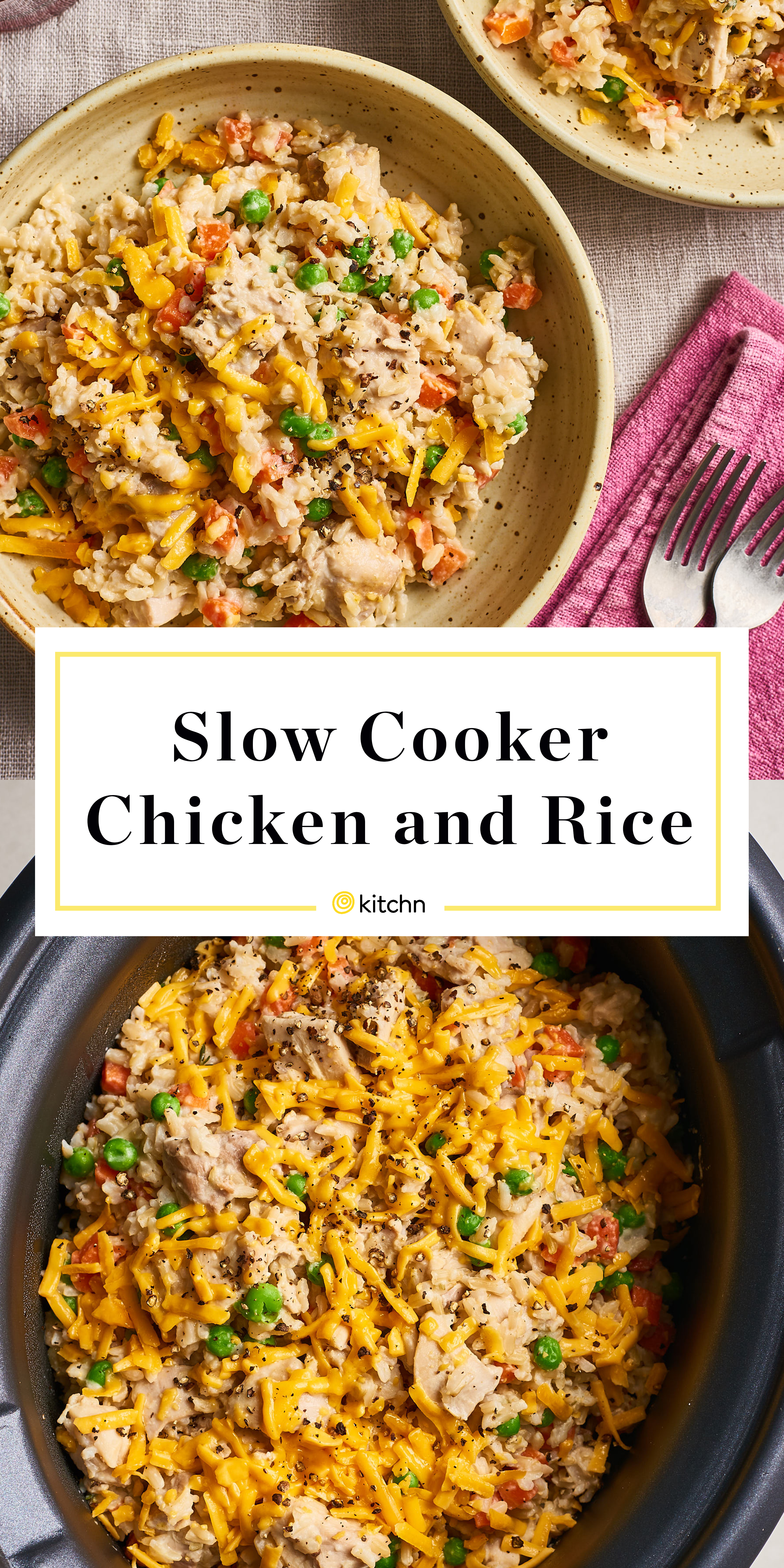 Slow Cooker Recipes With Rice