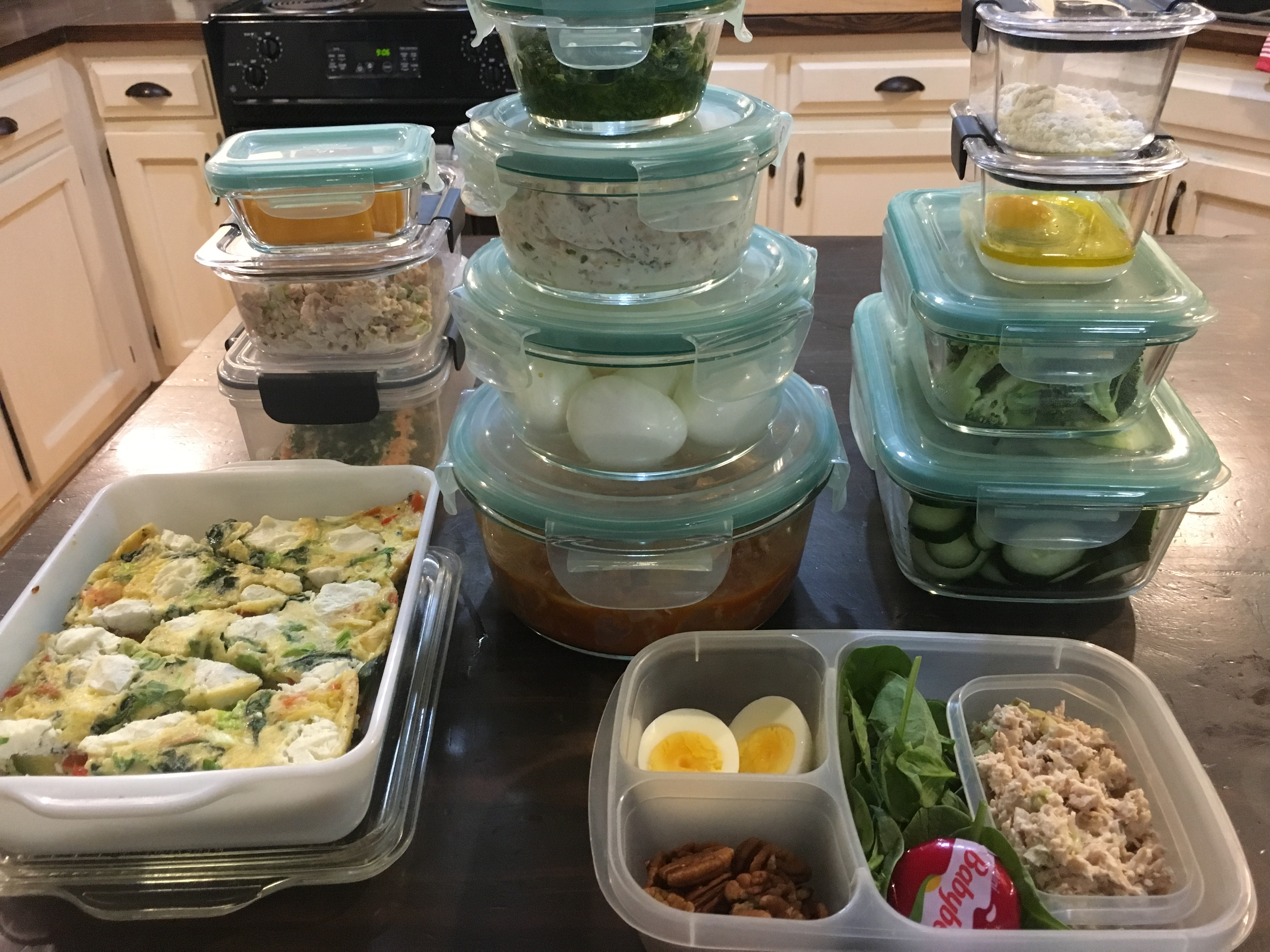 Fast Keto Meal Prep In Under 2 Hours Kitchn