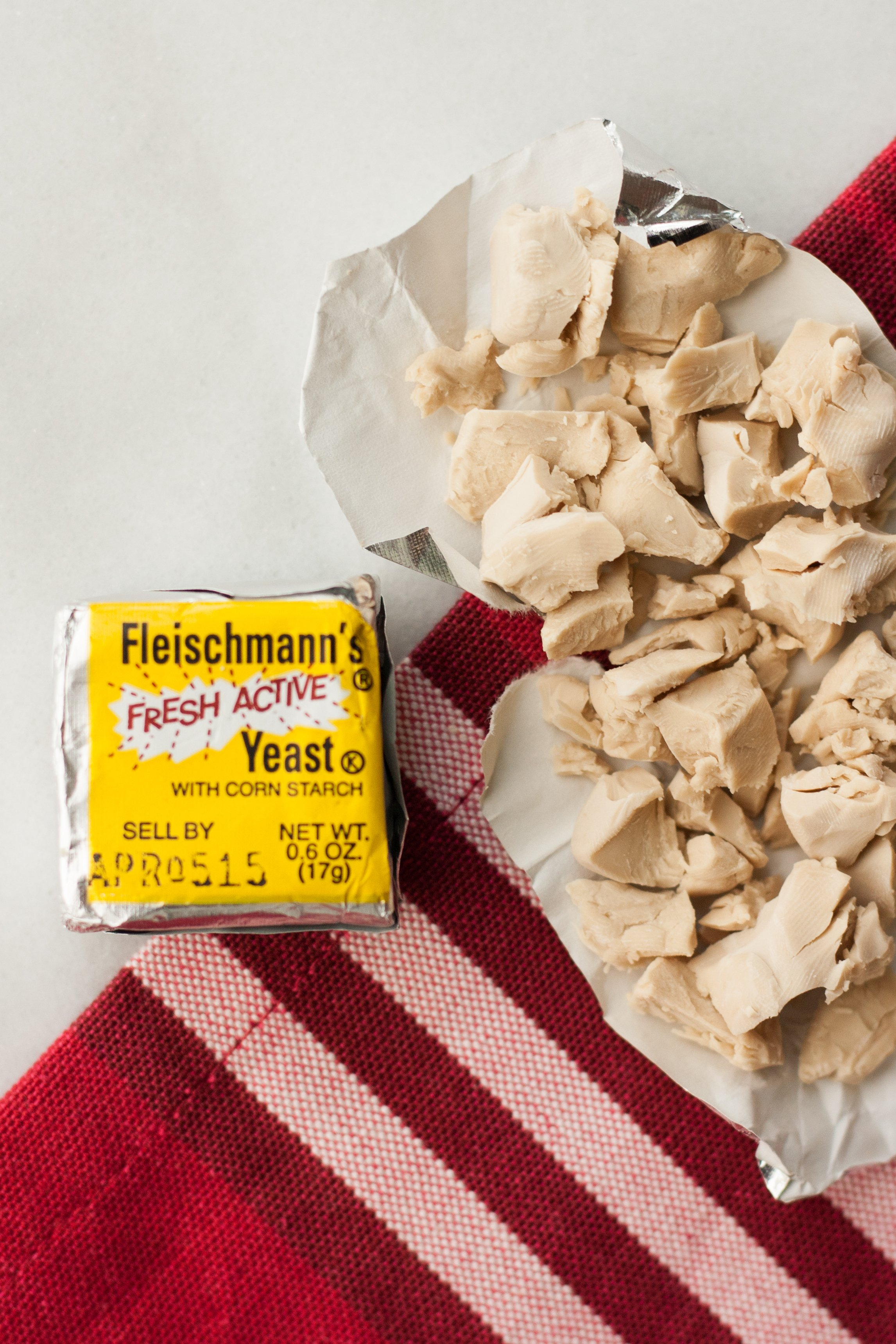 Does Fresh Yeast Make A Difference When Baking Bread Kitchn