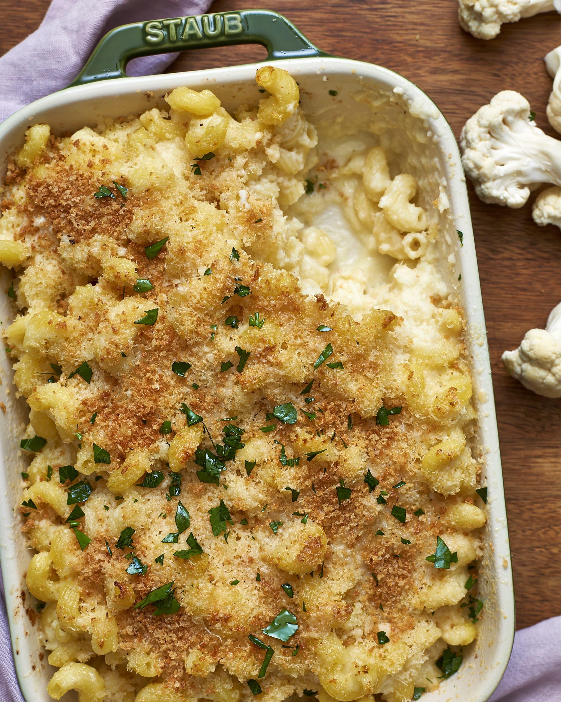 Recipe Cauliflower Mac And Cheese Kitchn