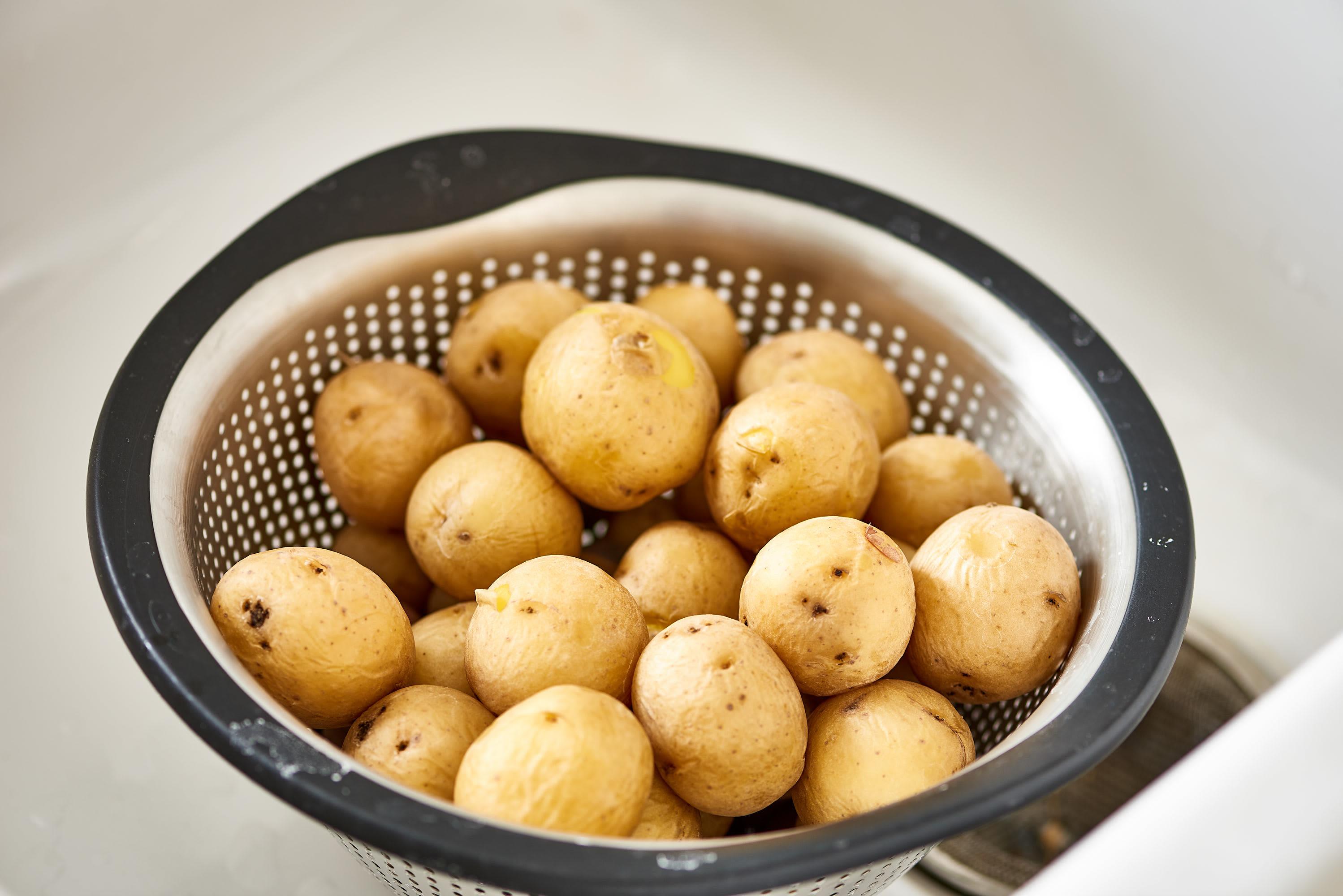 Crash Hot Potatoes Crispy Smashed Potatoes Recipe Kitchn