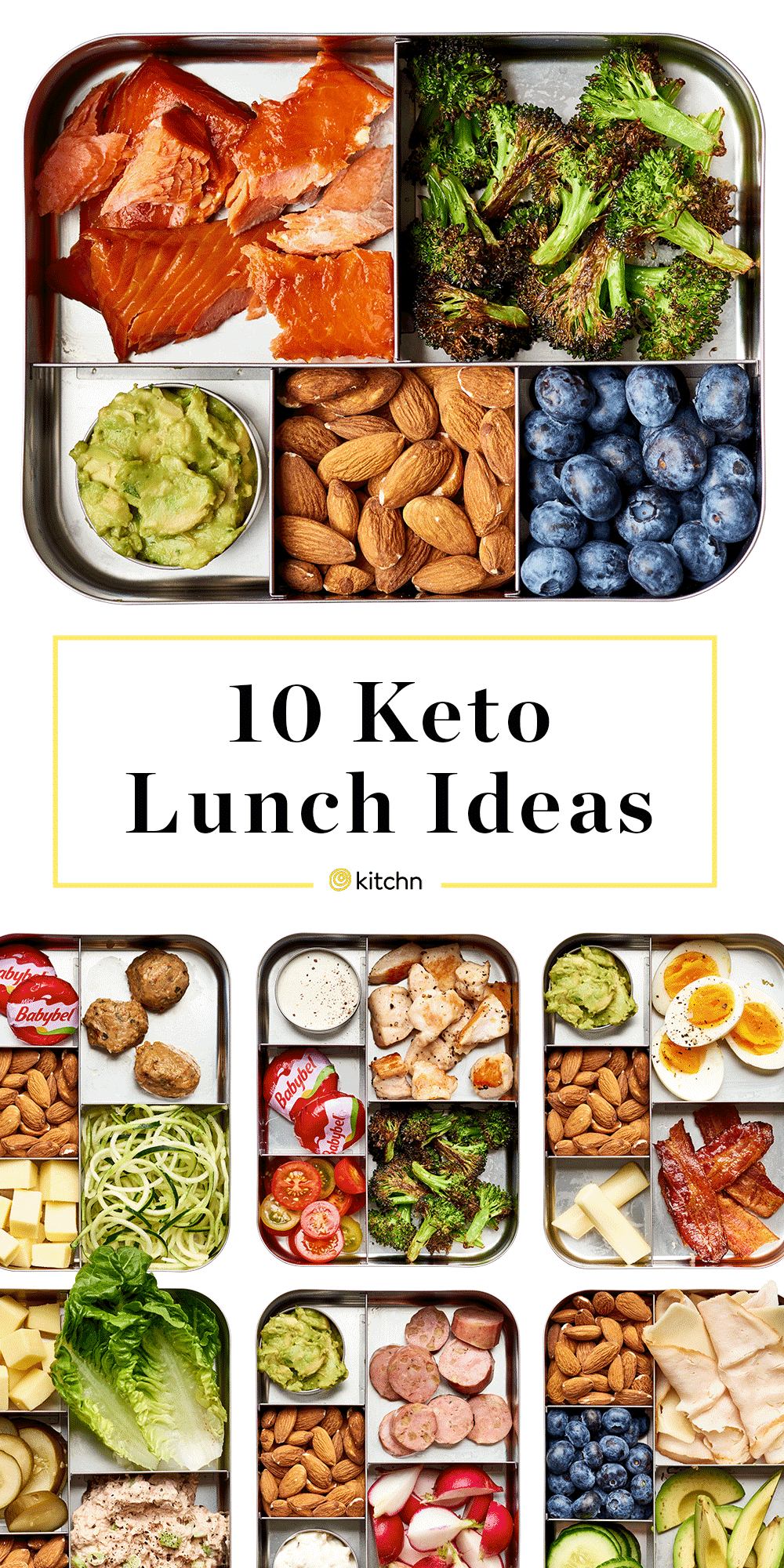 10 Easy Keto Lunch Ideas With Net Carb Counts Kitchn