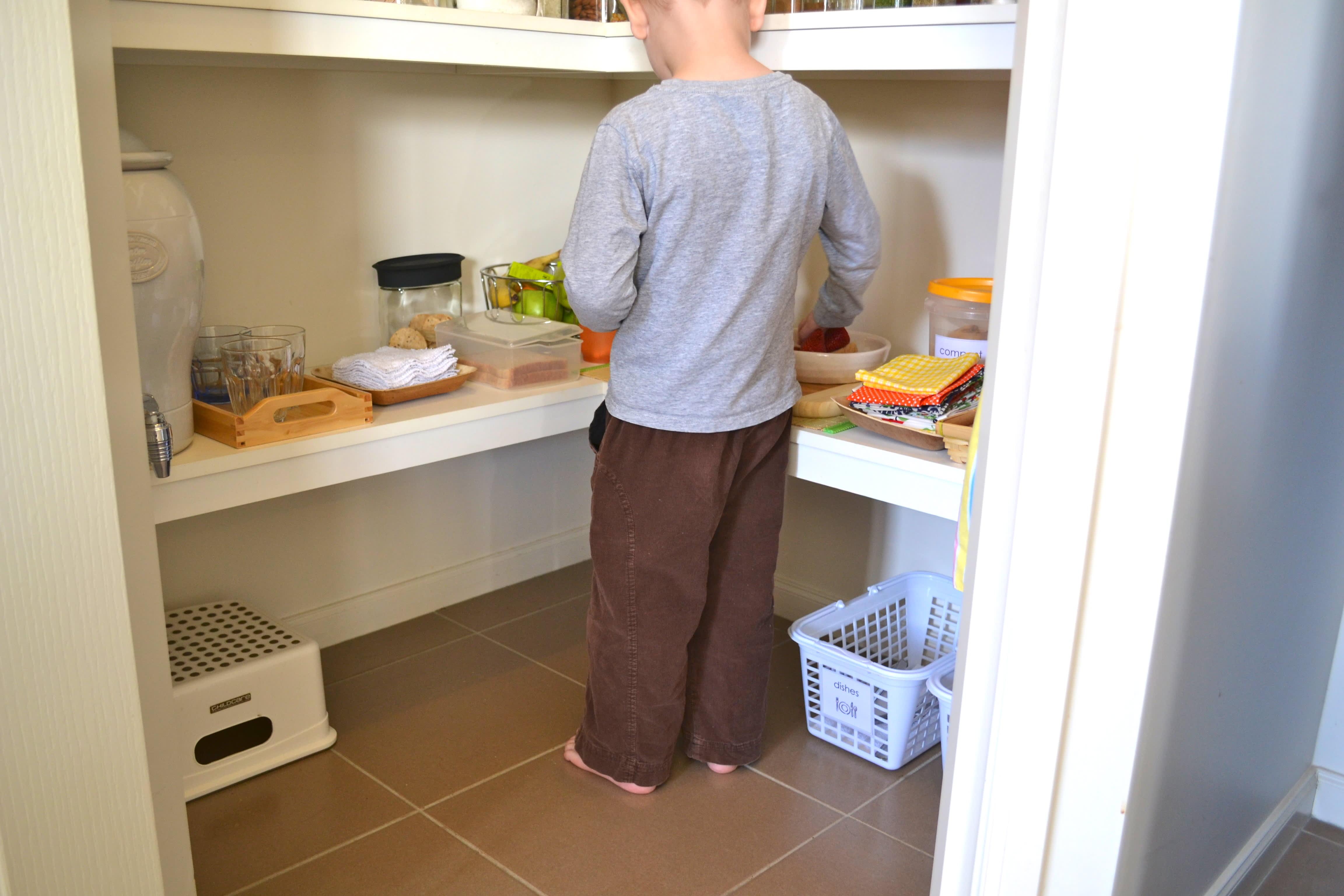 Pantry Organizing Tips Kids Kitchn