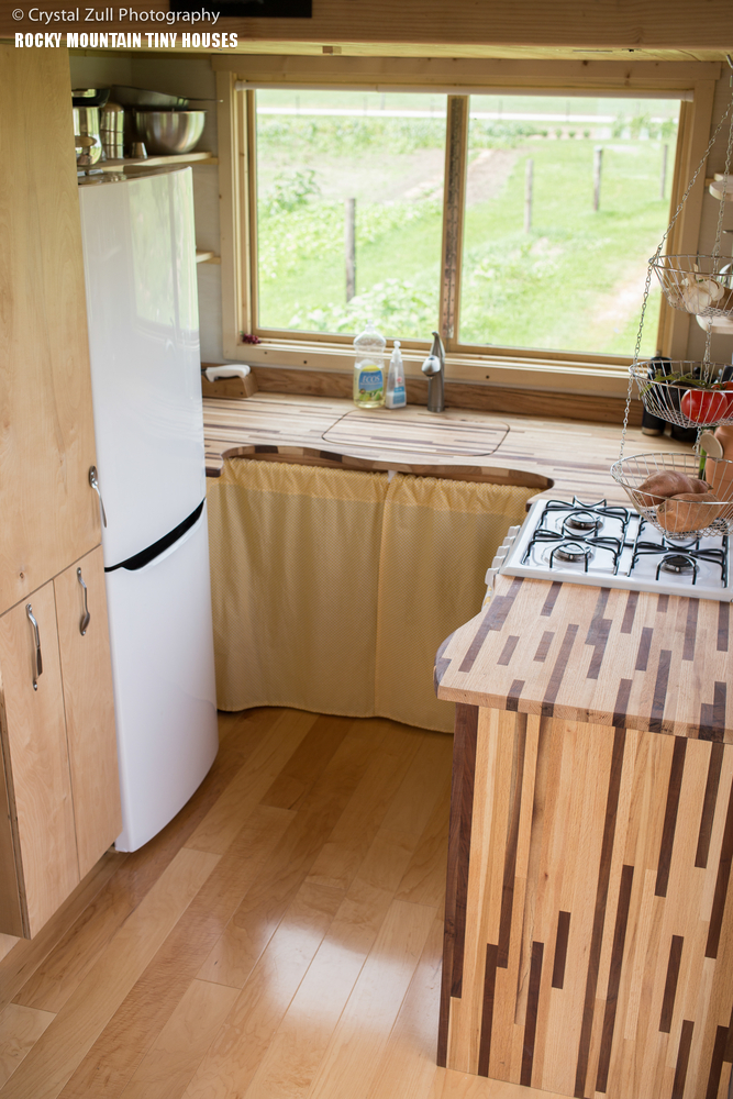 7 Kitchen Storage Ideas to Steal from Tiny Houses