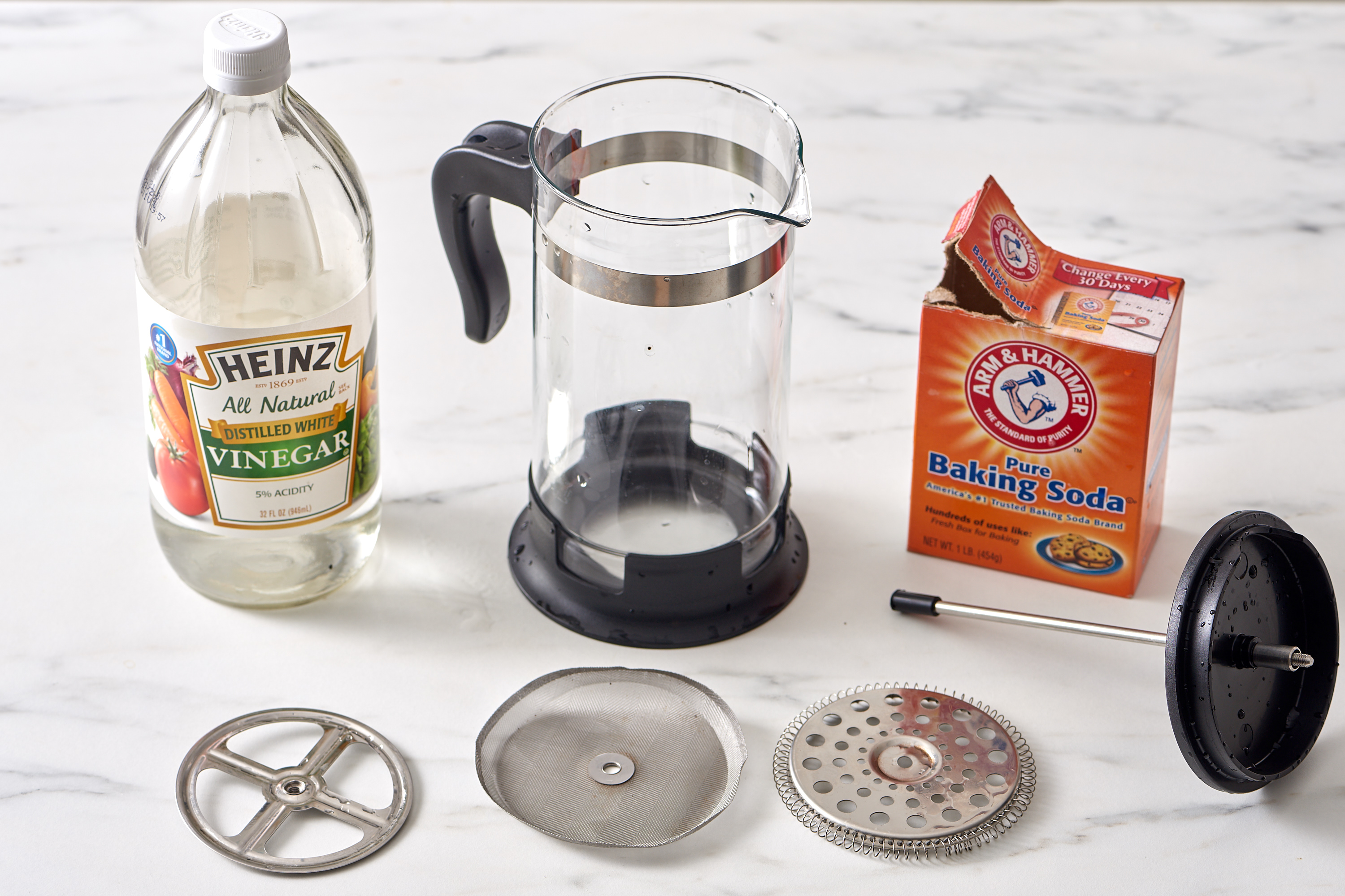 How To Clean A French Press Kitchn