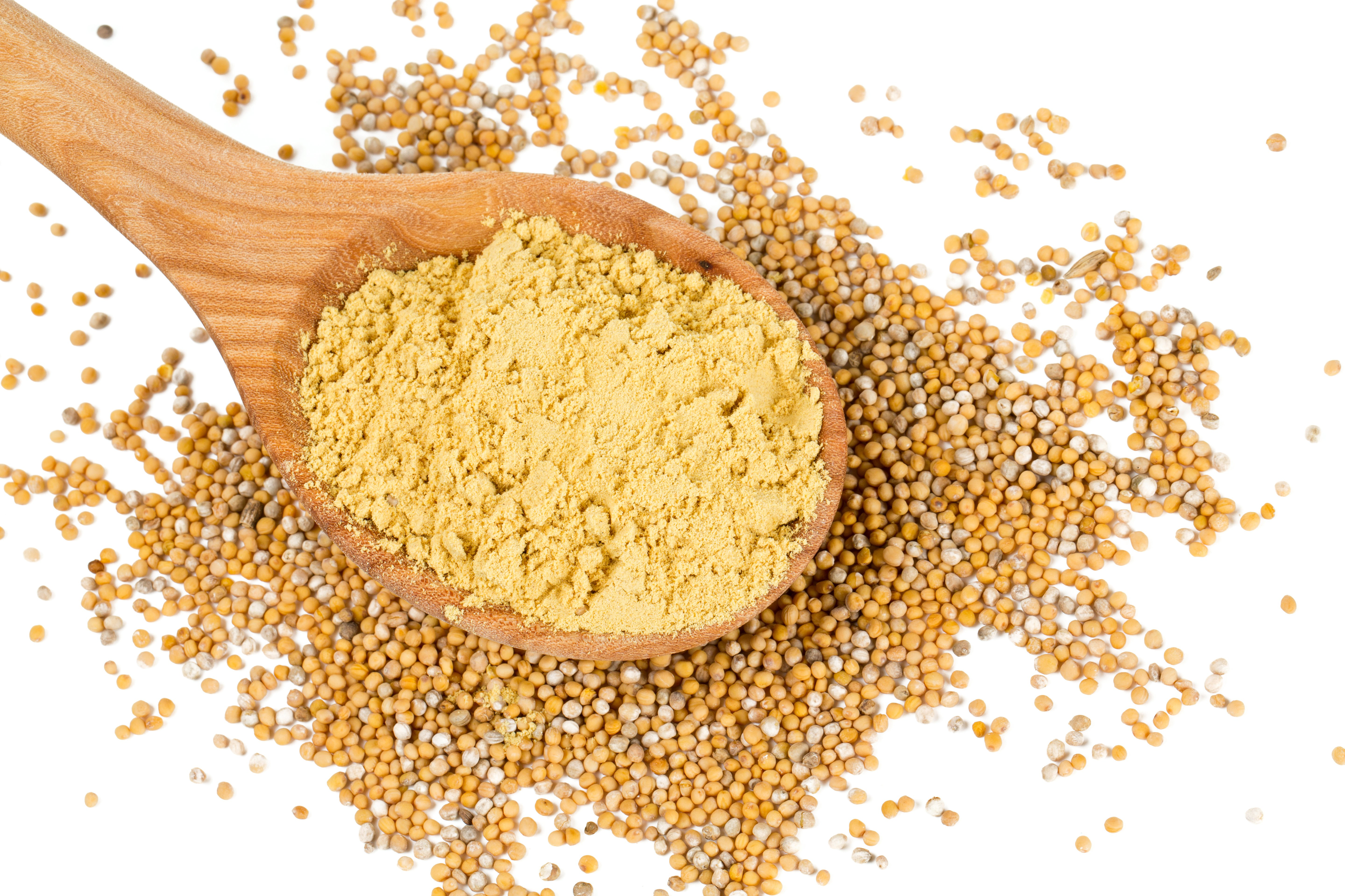 From The Spice Cupboard Mustard Seeds And Ground Mustard Kitchn