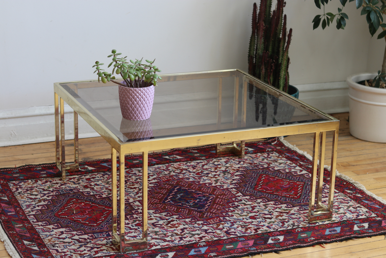Our Favorite Coffee Tables Currently For Sale On Bazaar