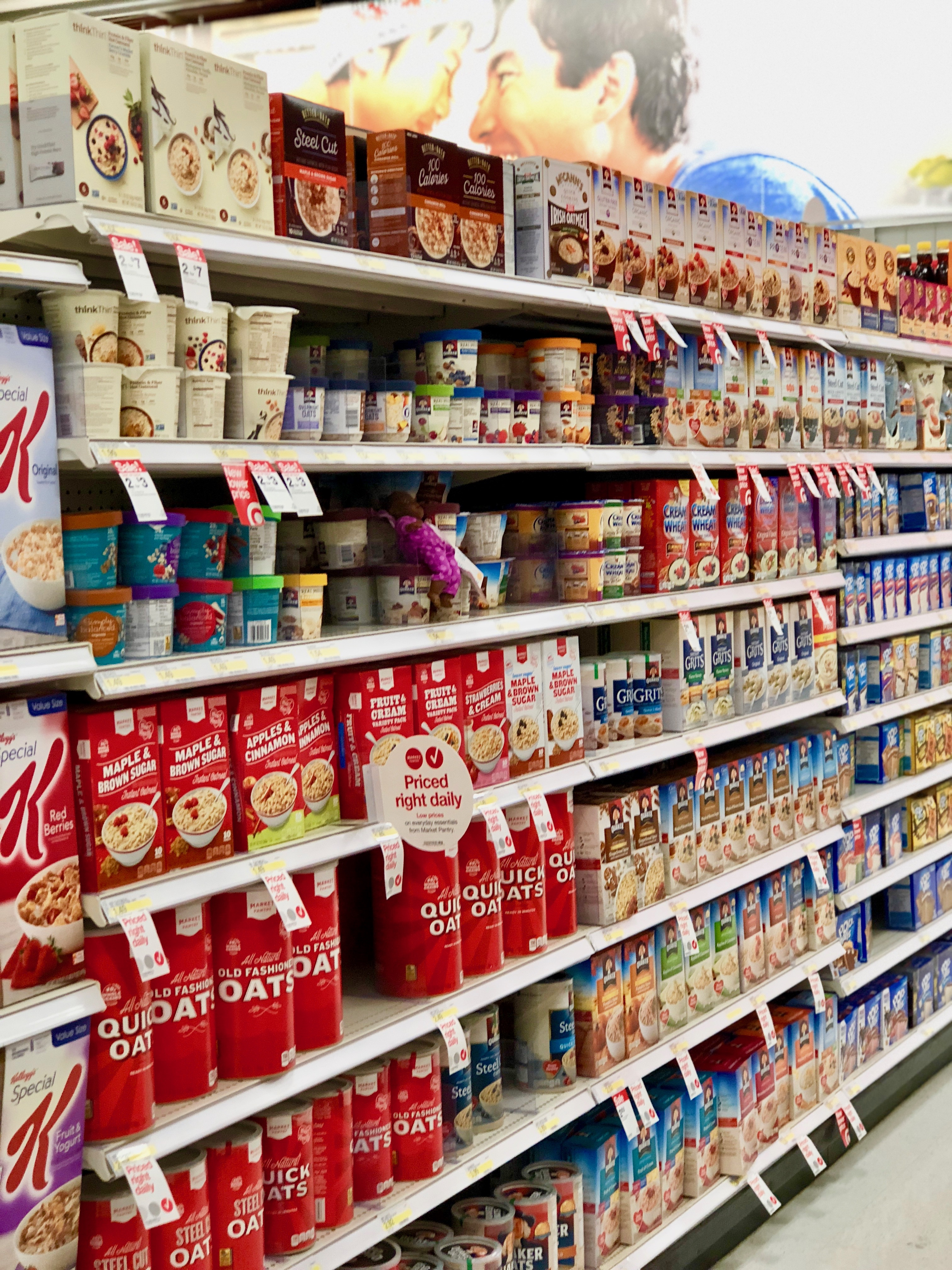 Healthy Grocery Shopping Tips Middle Aisles Kitchn