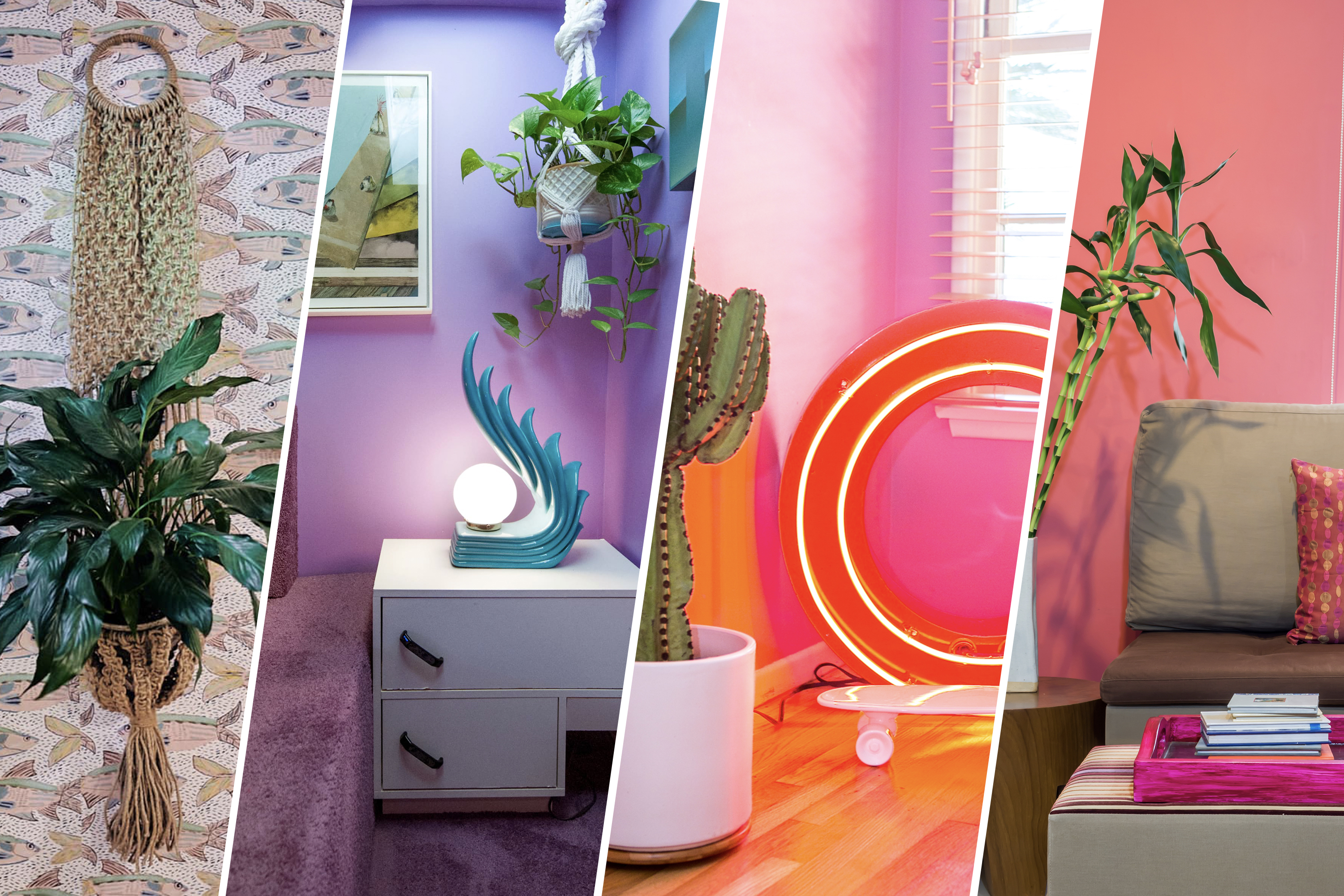 A Look Back At Indoor Plant Trends From The 1970s To Today Apartment Therapy