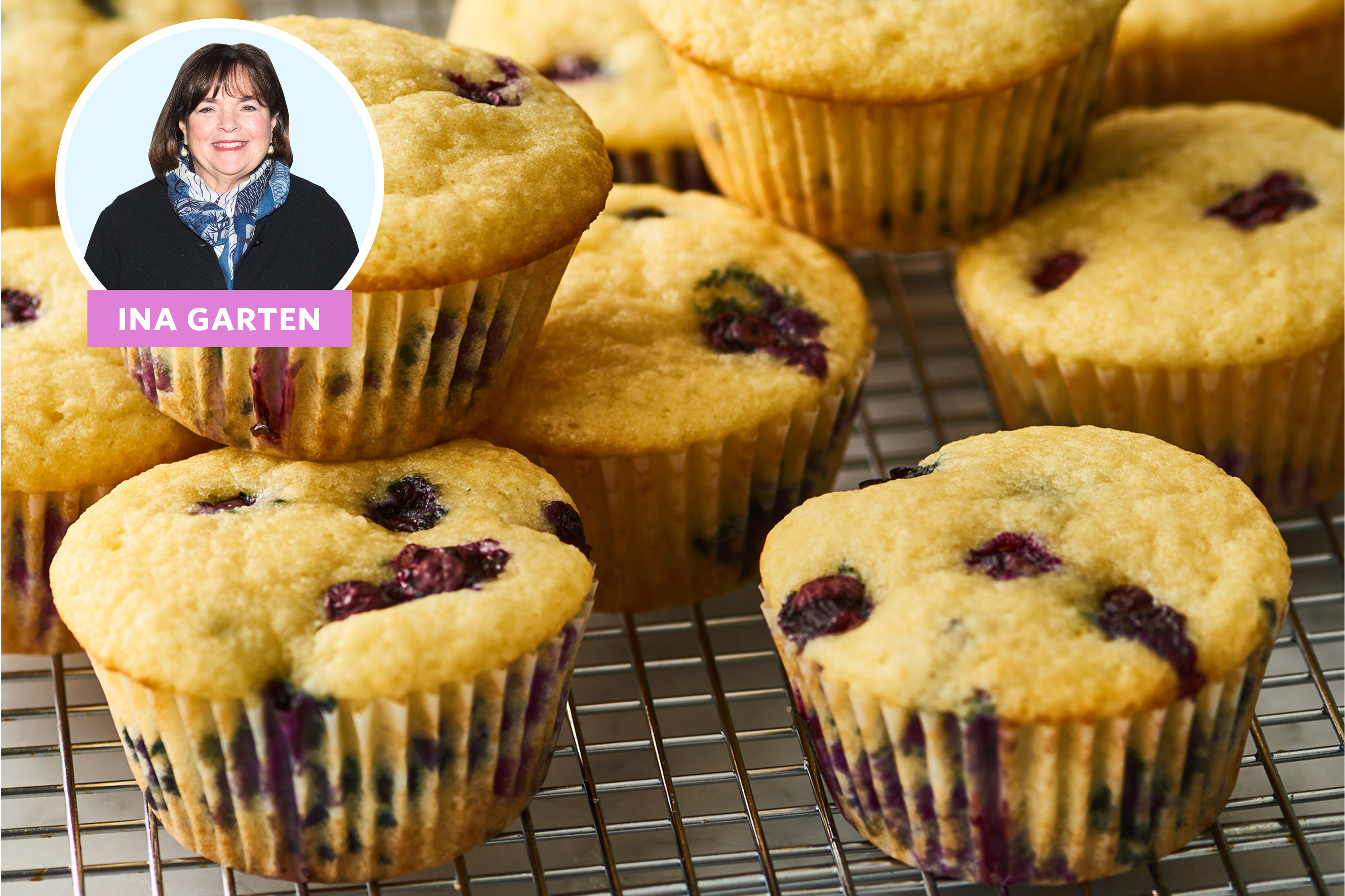 I Tried Ina Garten's Blueberry Muffin Recipe | Kitchn