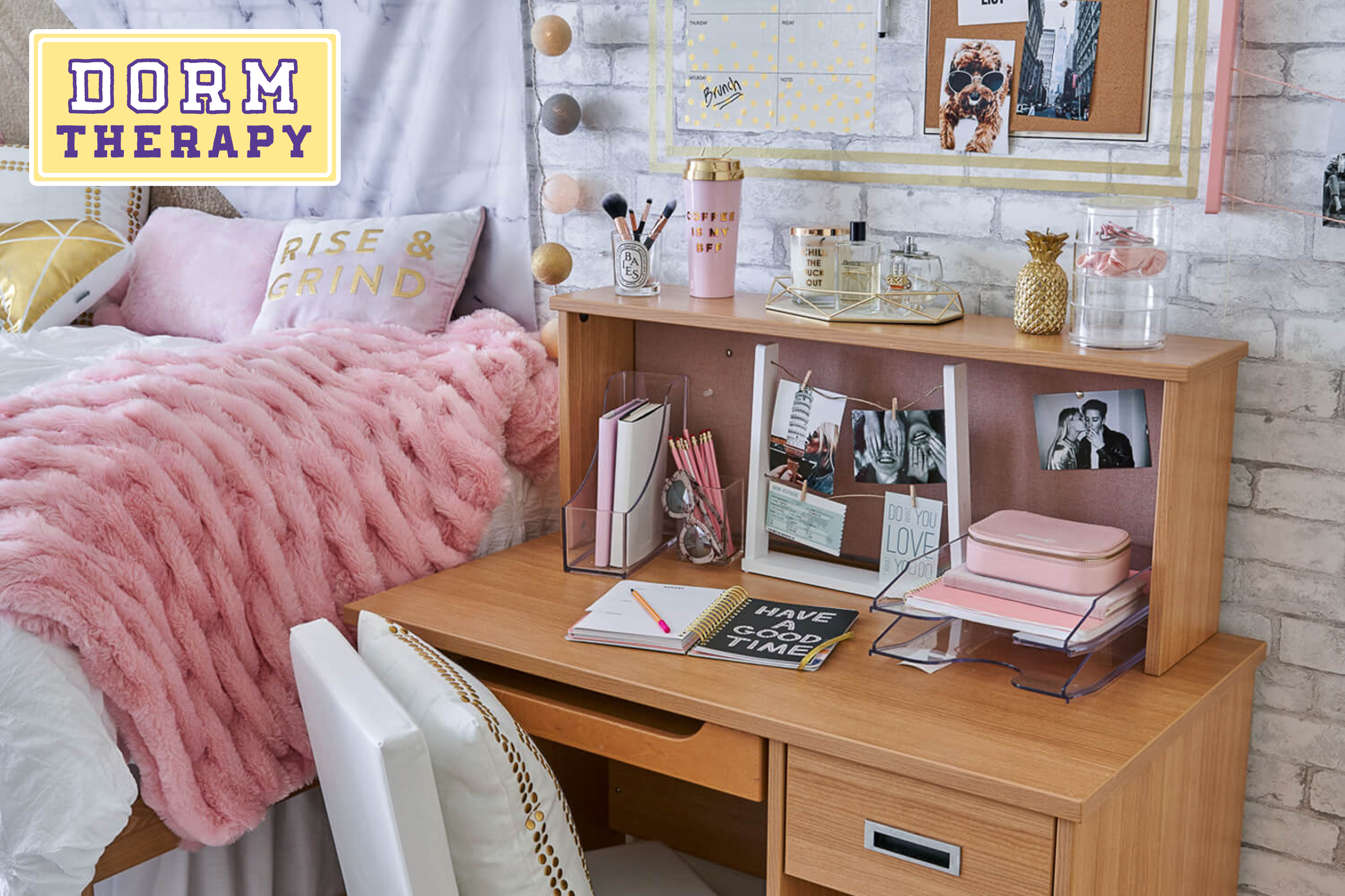 The Best Removable Wallpaper For Your Dorm Room Apartment Therapy