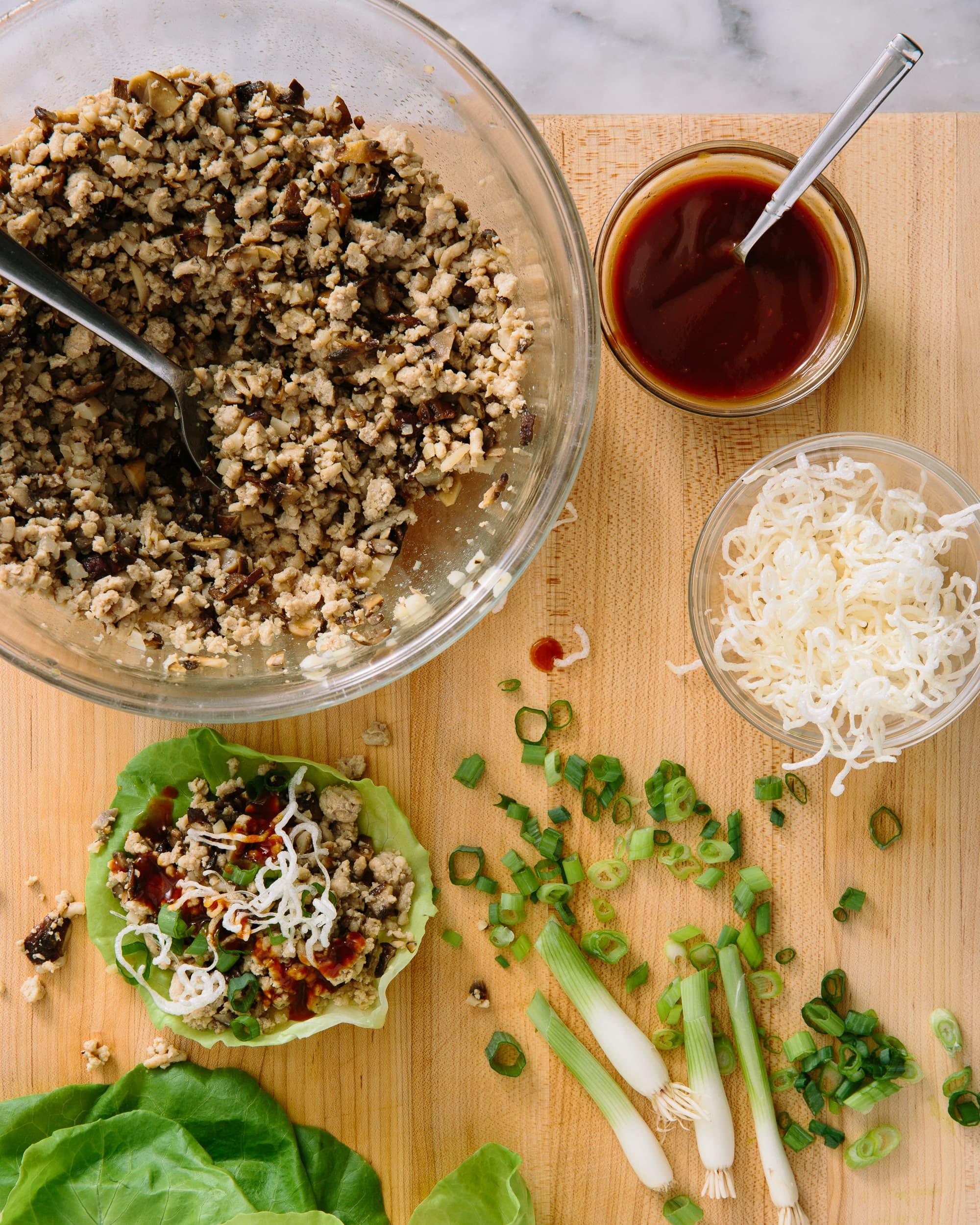 P F Chang S Lettuce Wraps Kitchn