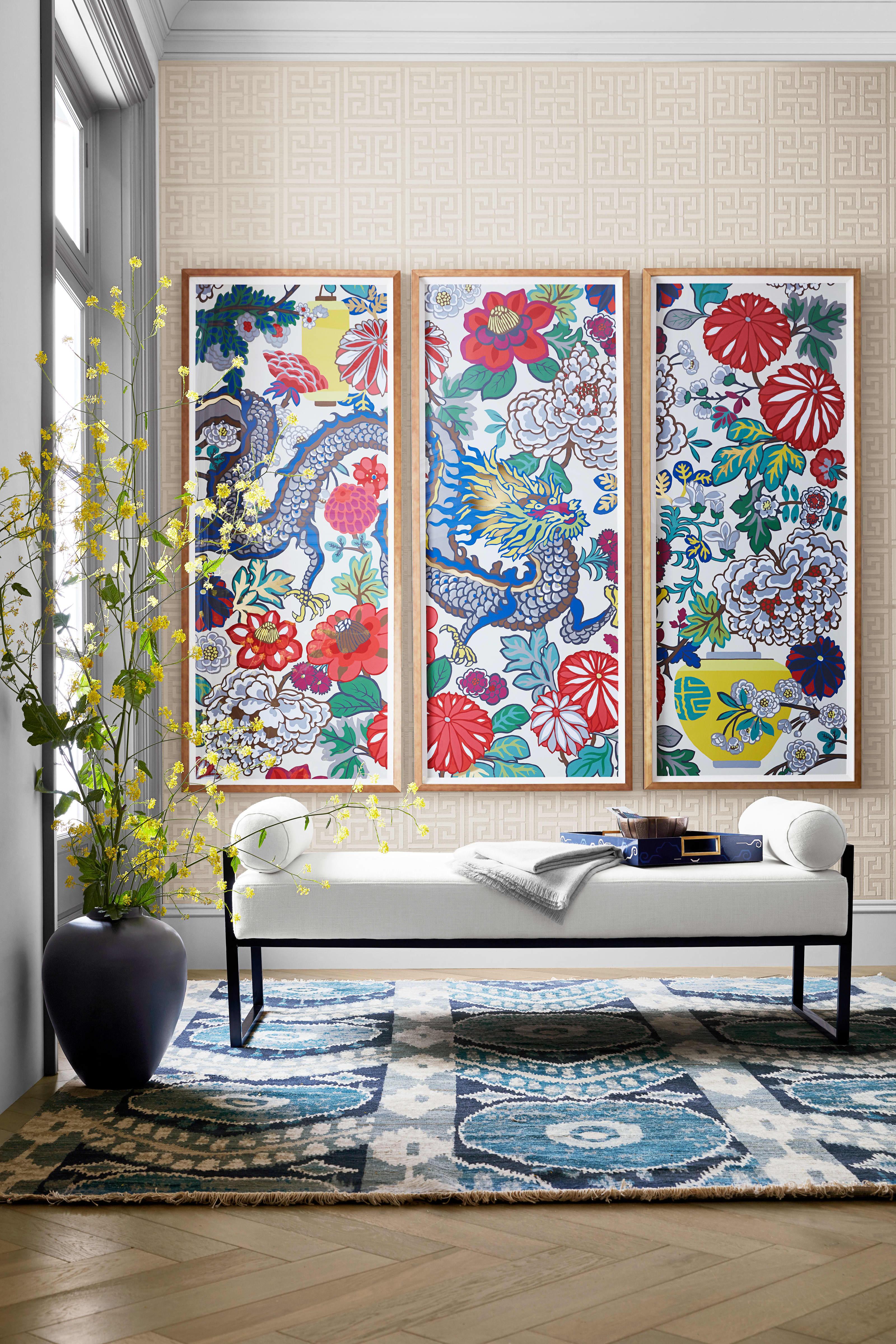 Schumacher X Williams Sonoma Collection Apartment Therapy