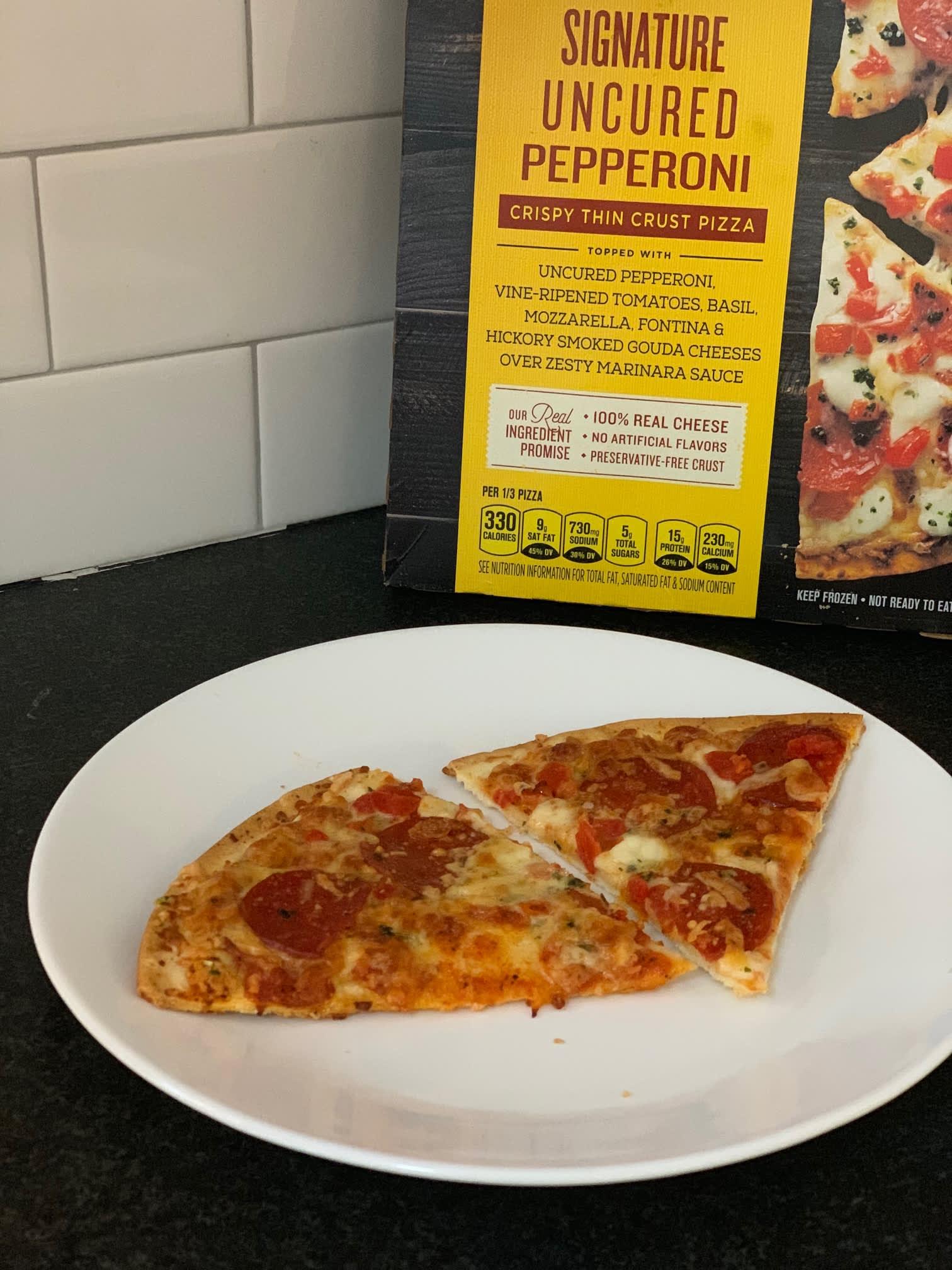 Best Frozen Pepperoni Pizza Kitchn