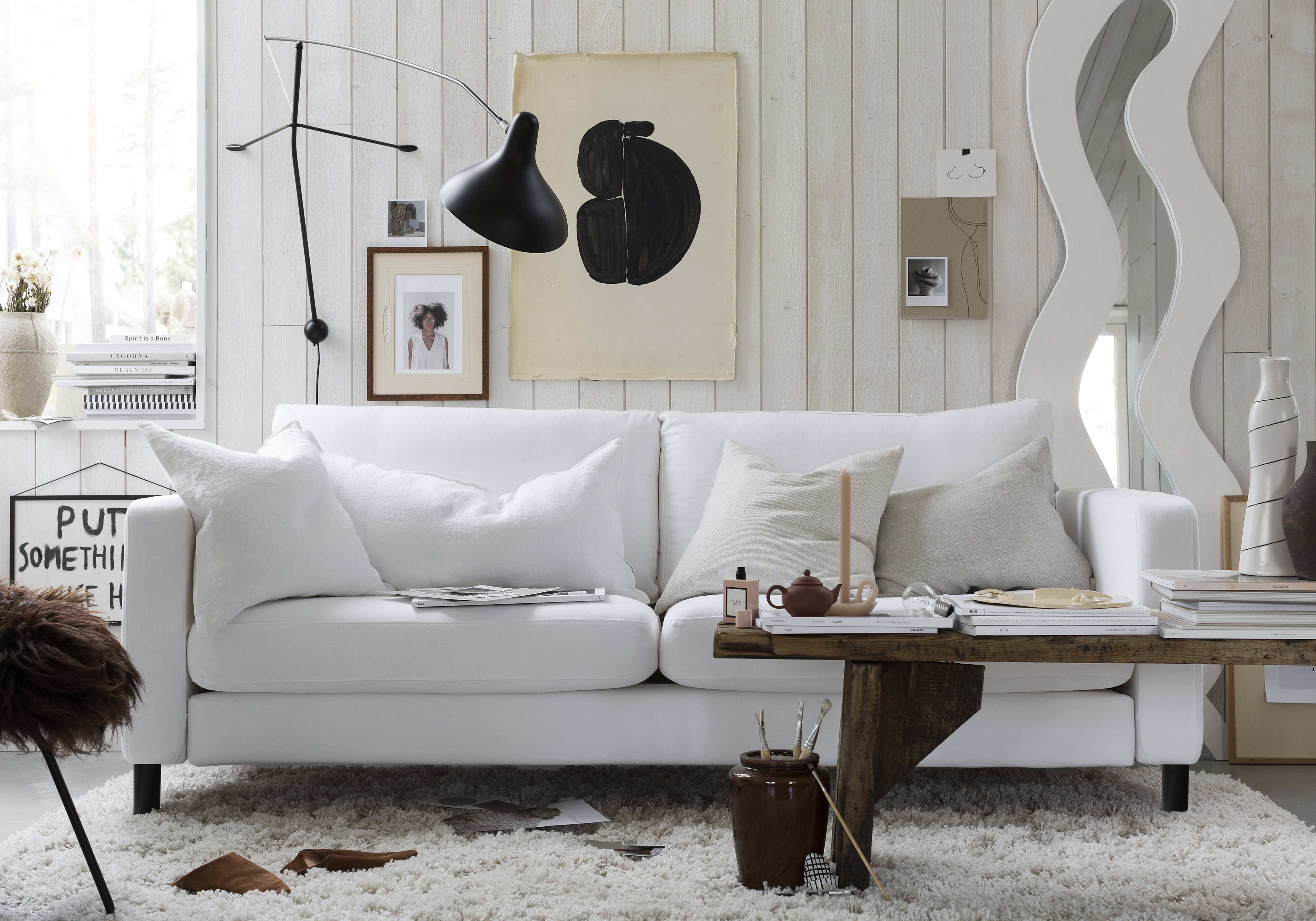 Fantastic 3 Tips For Cleaning And Caring For White Sofas And Furniture Dailytribune Chair Design For Home Dailytribuneorg