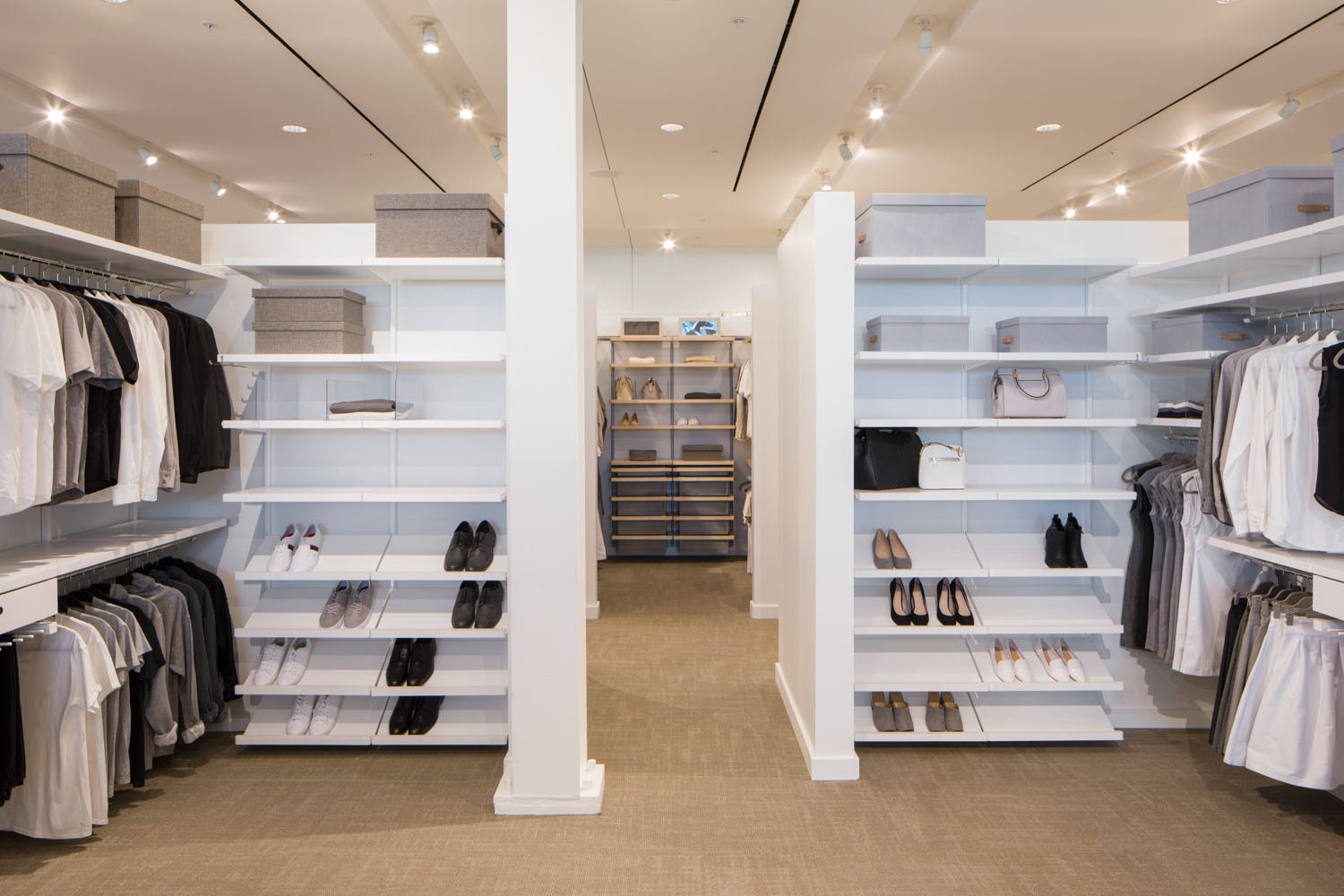 The Container Store Custom Closets Concept Apartment Therapy