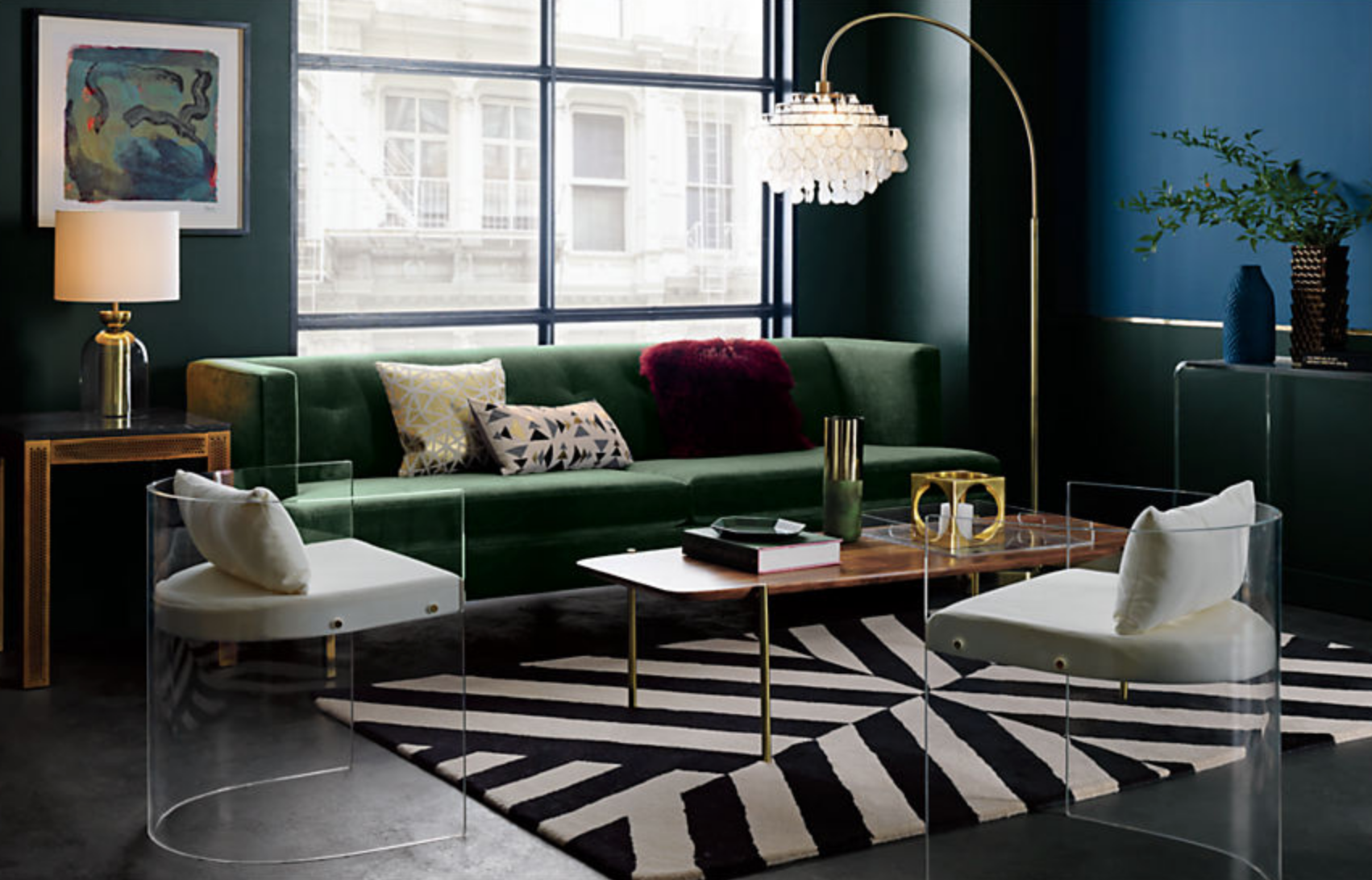 15 Best Sofas For Small Spaces Stylish Apartment Sized Couches Apartment Therapy