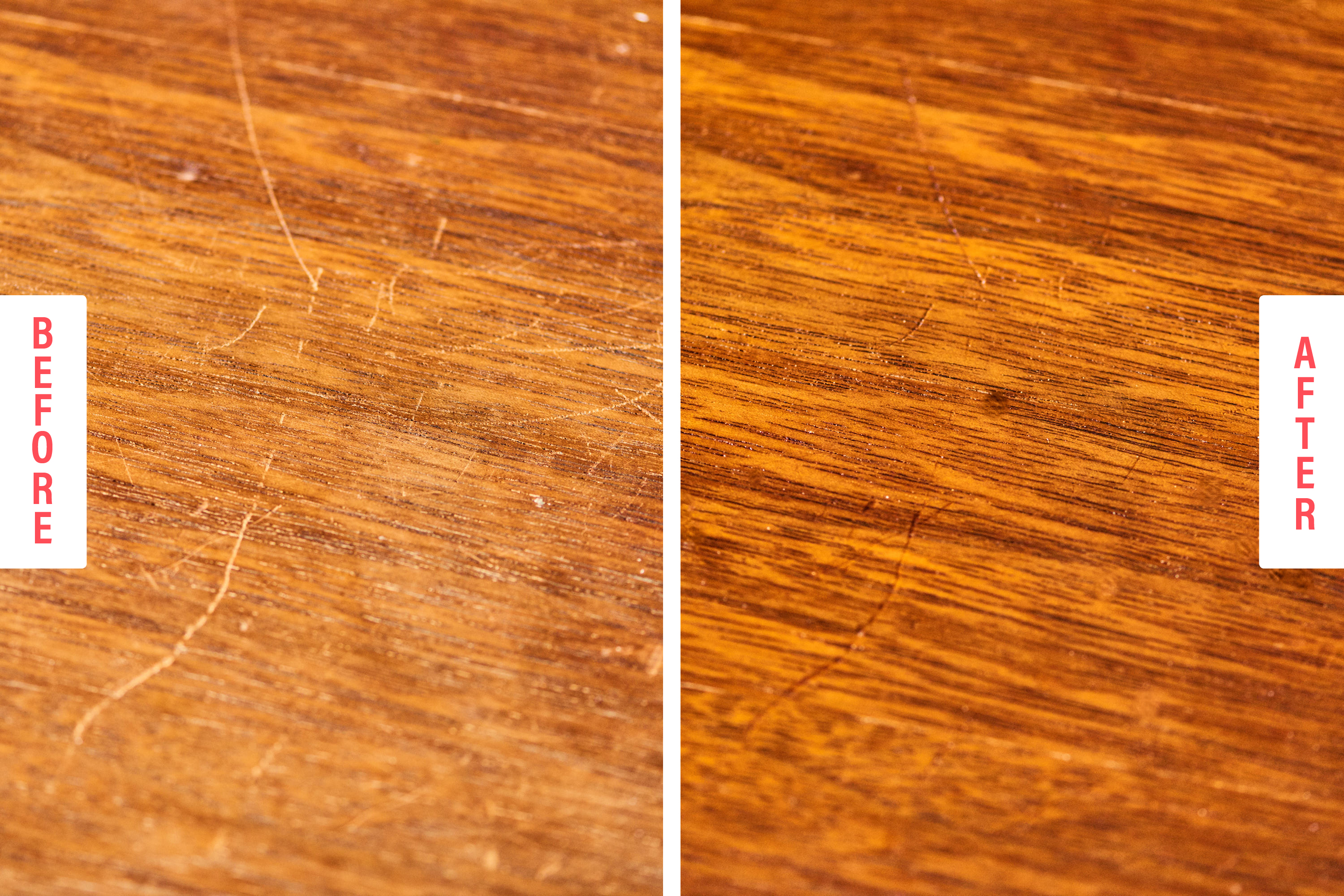 Best Ways To Fix Scratches On Wood Tables Kitchn