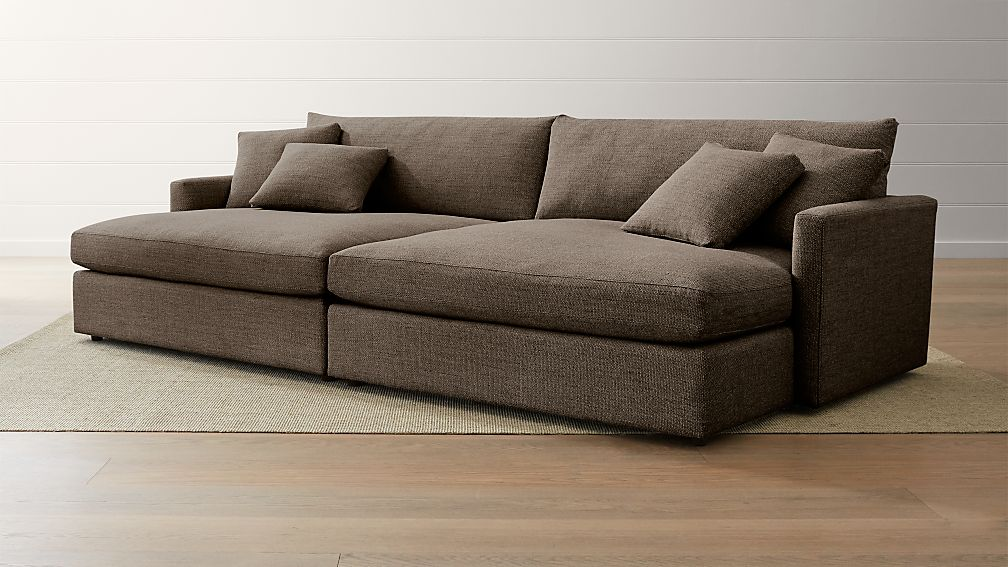 Extra Deep Cozy Couches - Comfy Sofas | Apartment Therapy