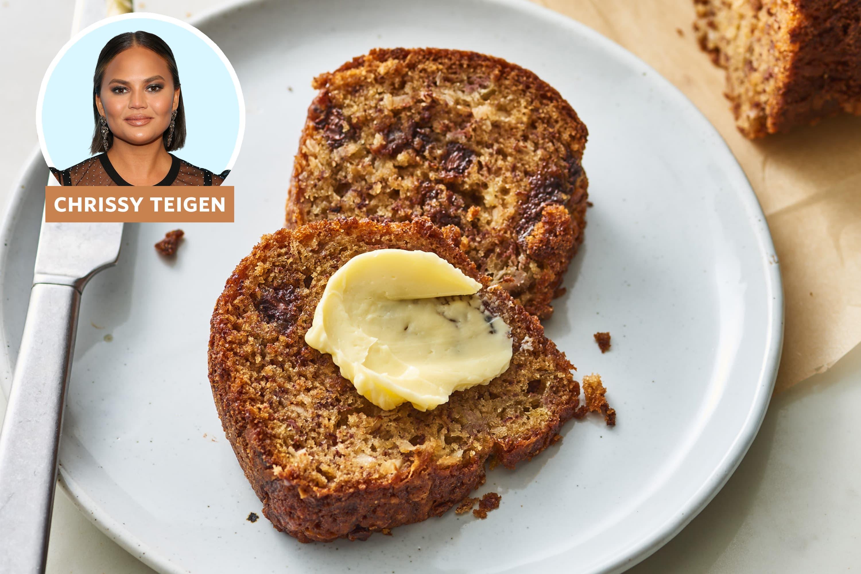 Banana Bread Chrissy Teigen Recipe