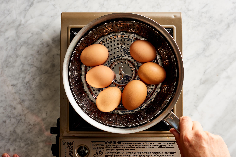 The Best Hard Boiled Egg Method Kitchn