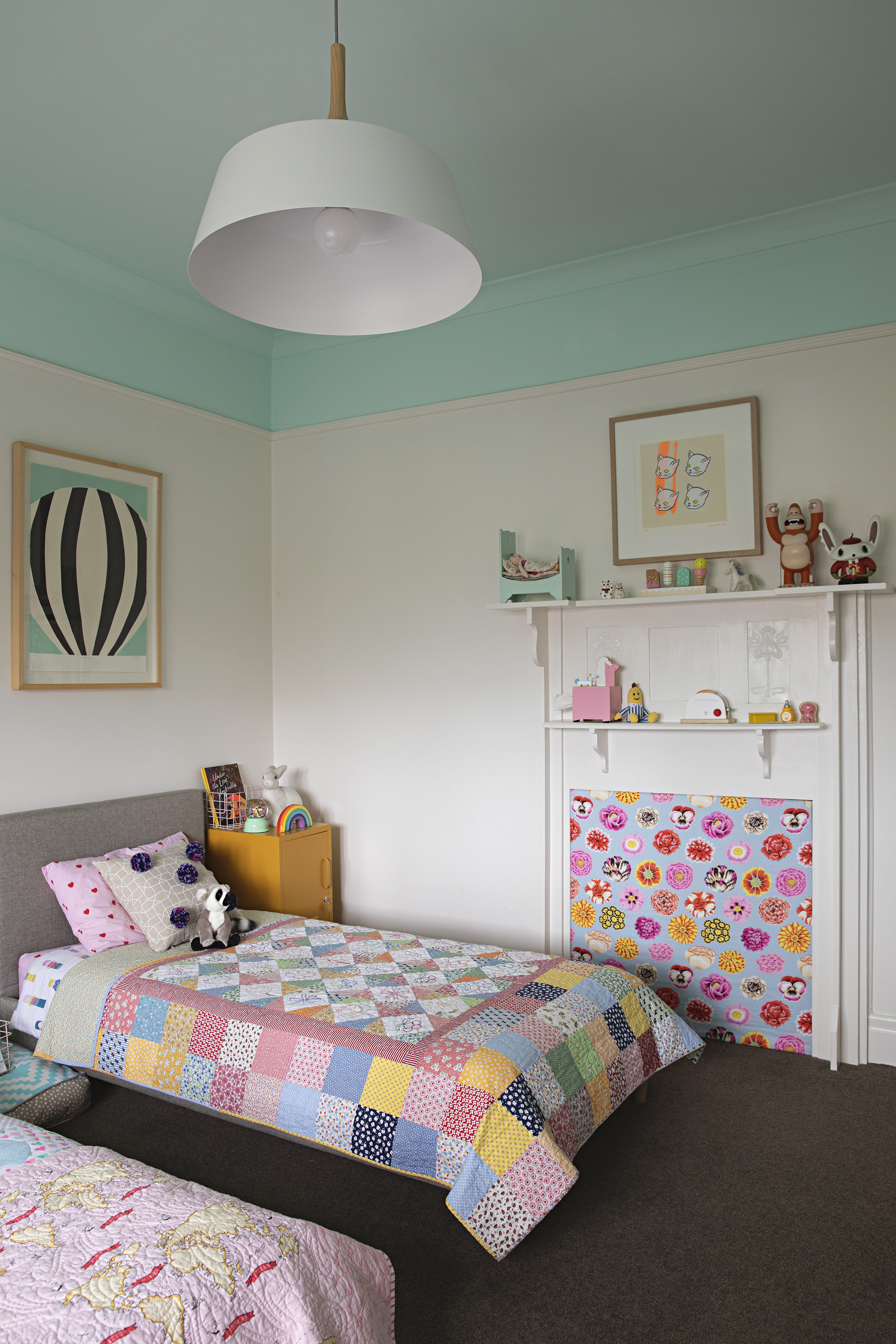 Pastel Bedrooms Inspiration Apartment Therapy