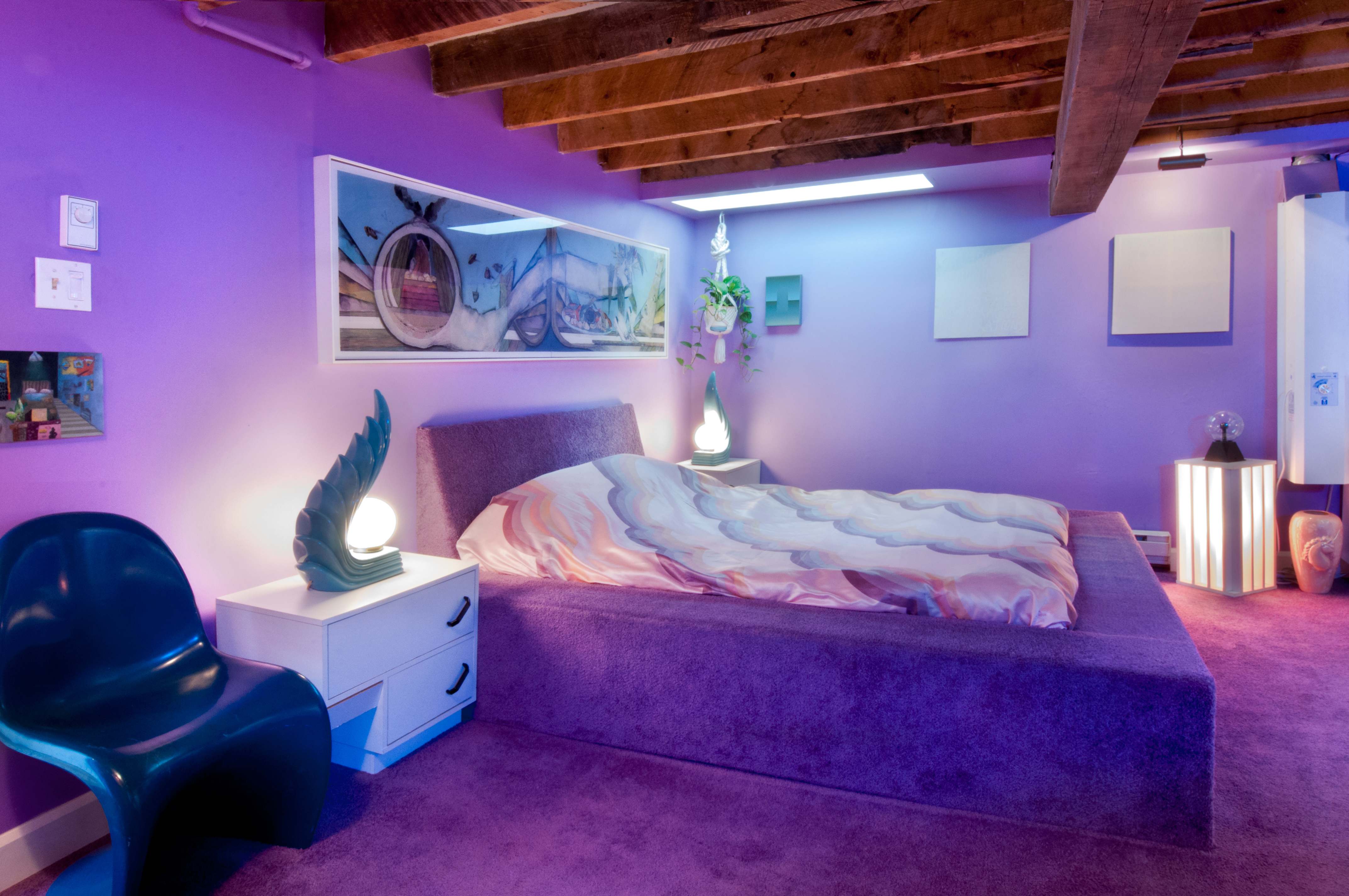 80s retro room ideas  bedroom aesthetic