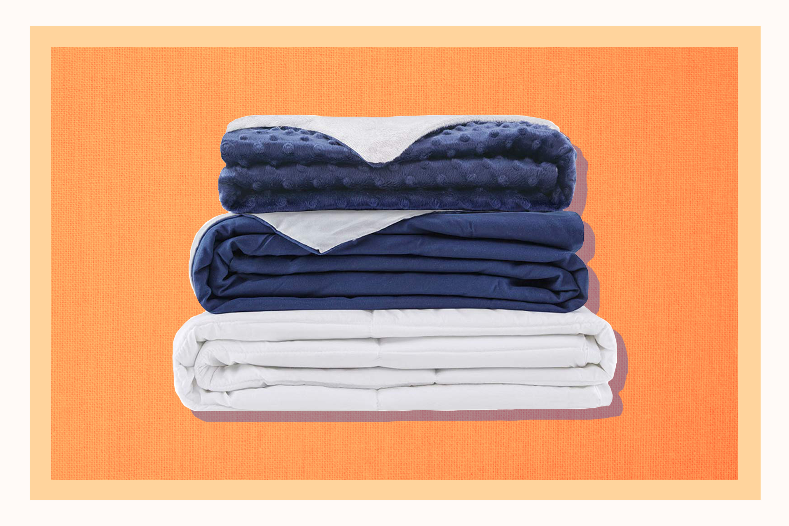 Best Weighted Blanket 2020.Best Weighted Blanket Amazon Apartment Therapy
