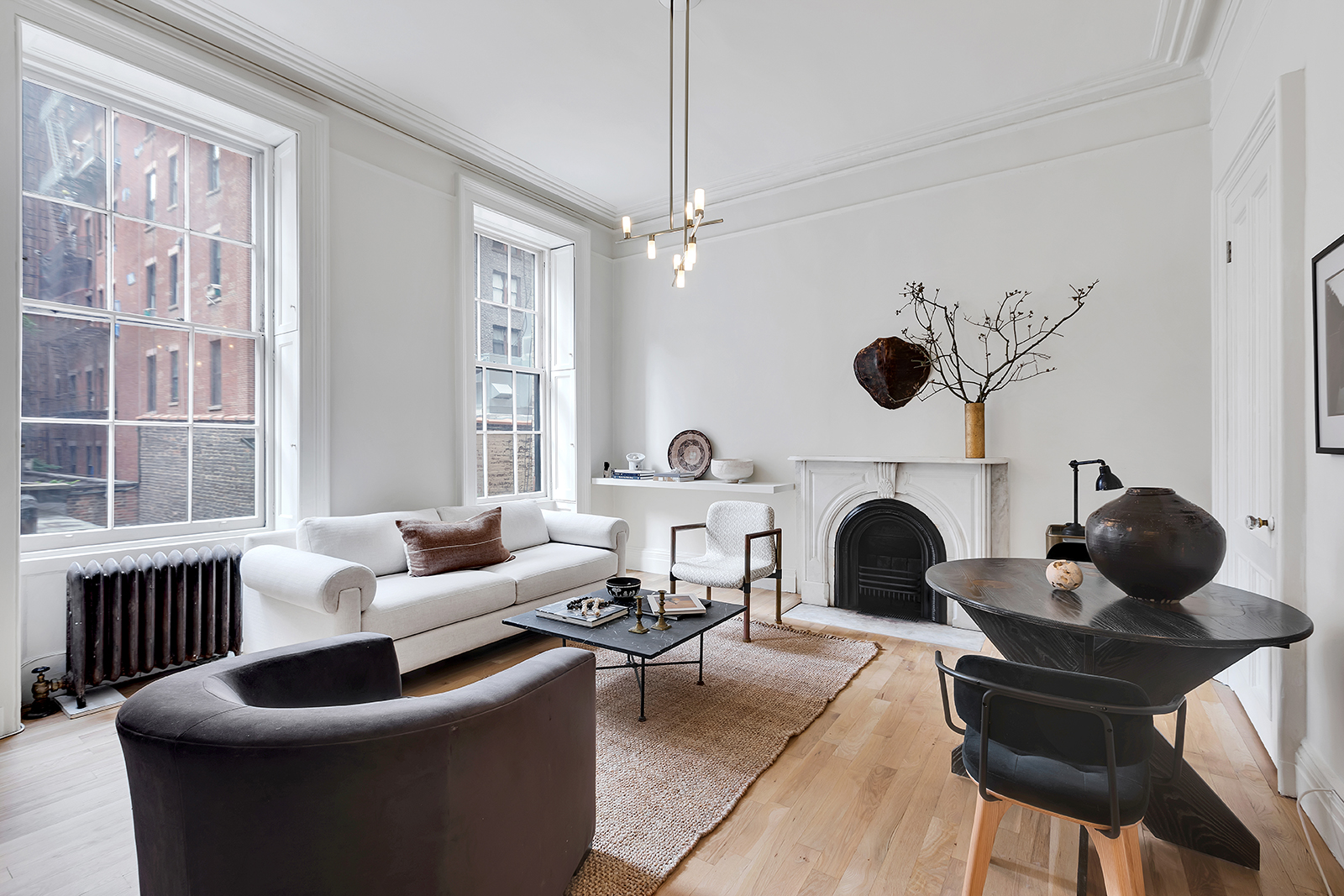 Nate Berkus And Jeremiah Brent S Greenwich Village Home Is On The Market Apartment Therapy