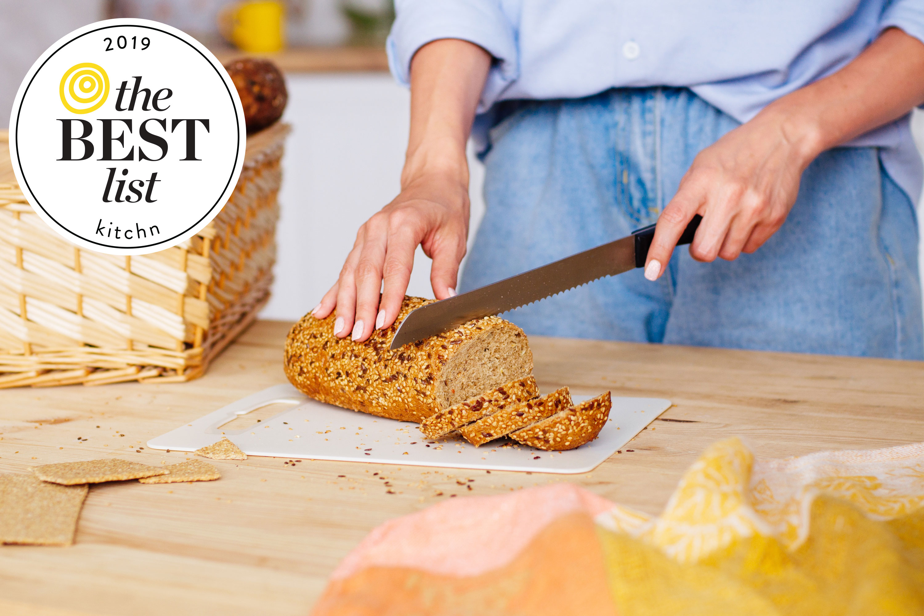 The Best Serrated Bread Knife To Buy In 2019 Kitchn